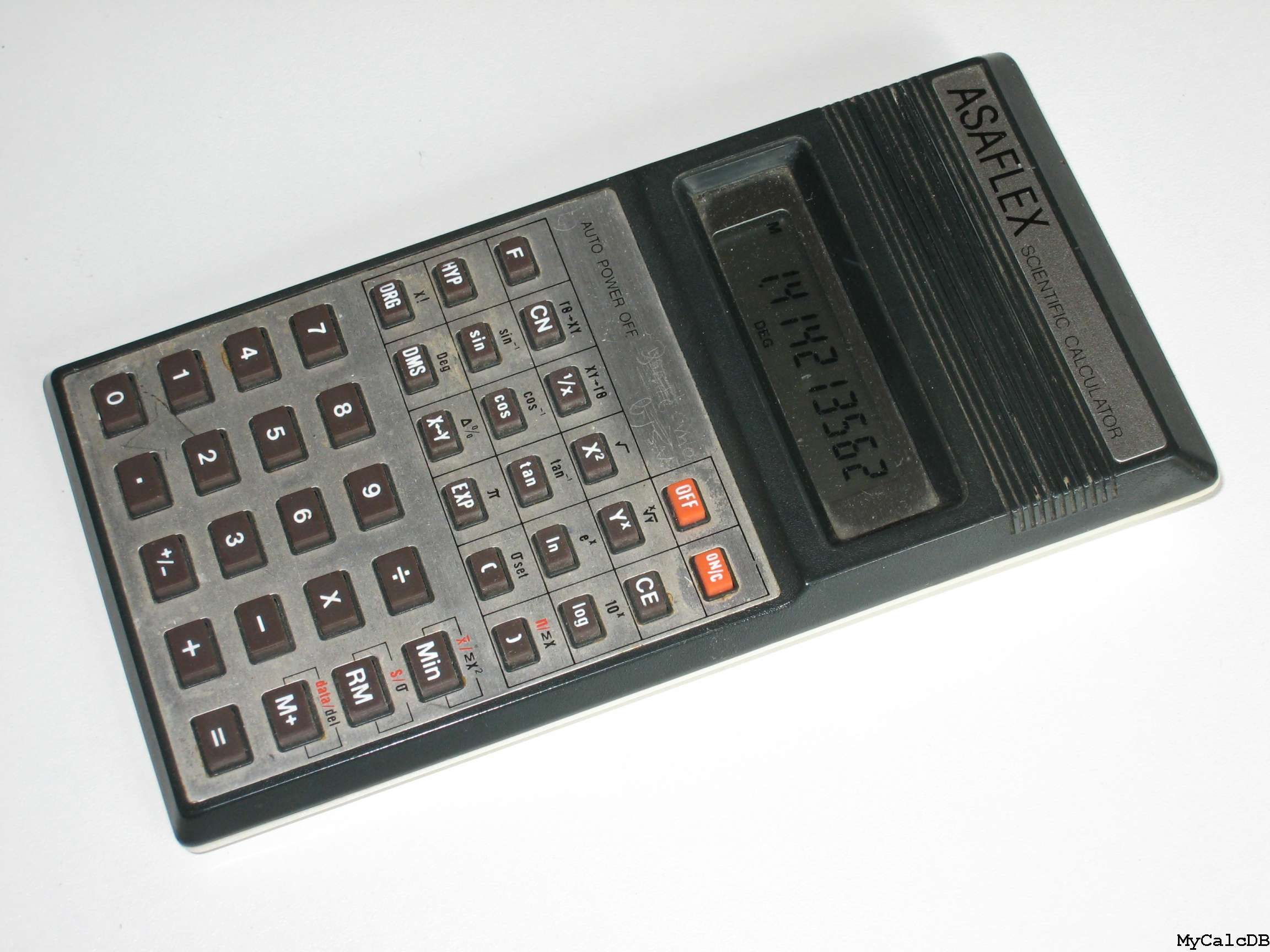 ASAFLEX SCIENTIFIC CALCULATOR