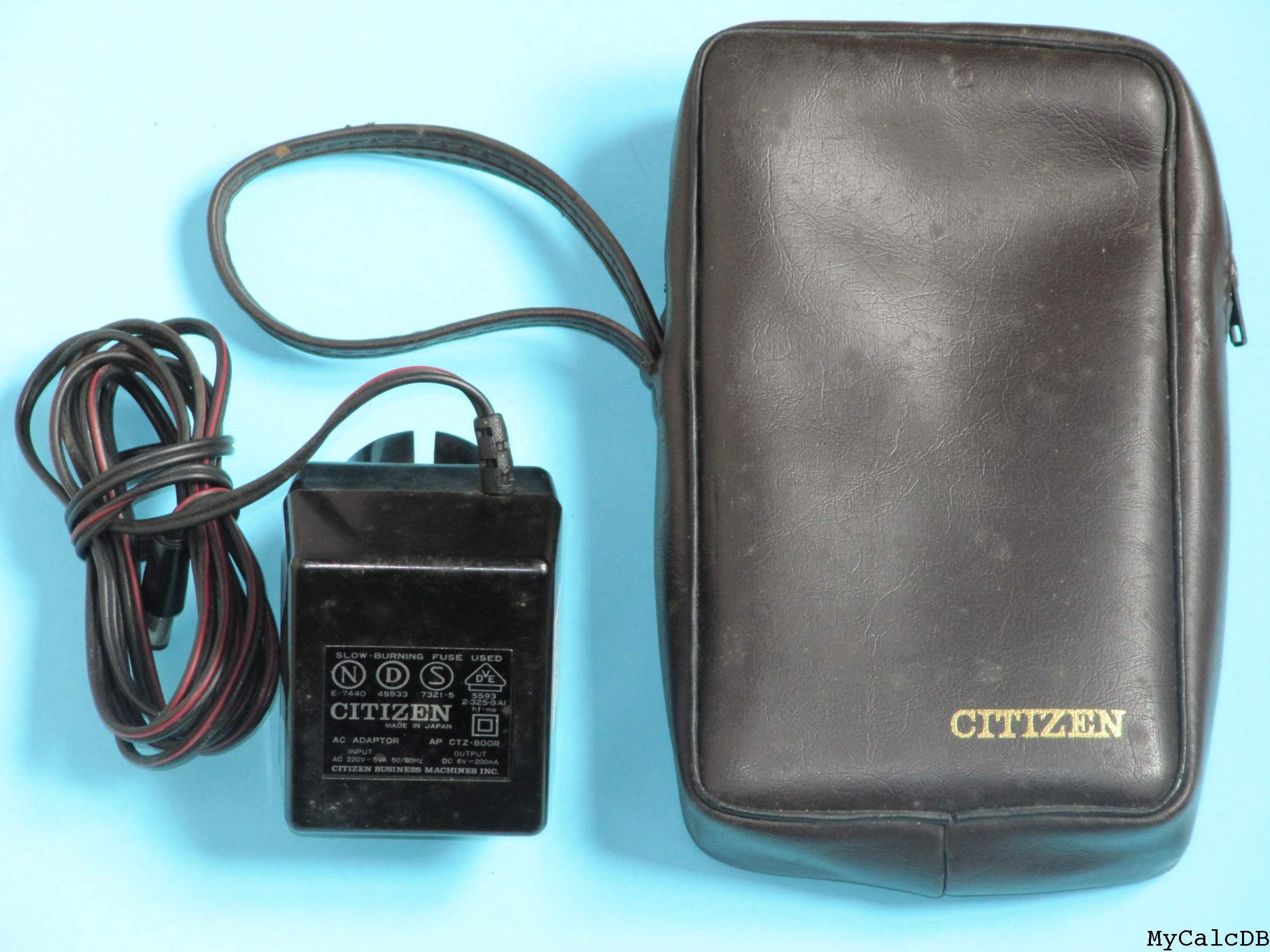 Citizen 820R
