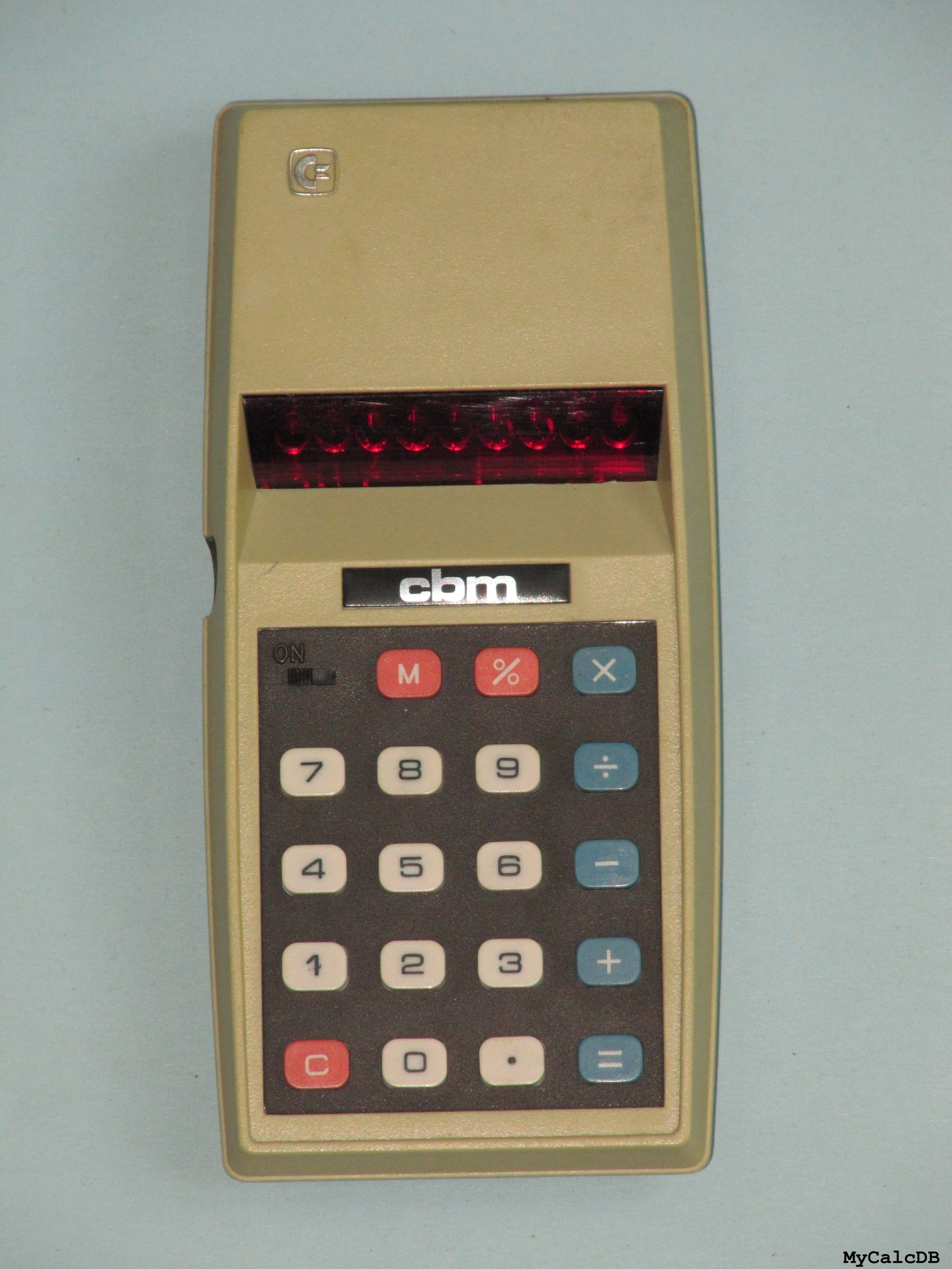 Commodore 776M