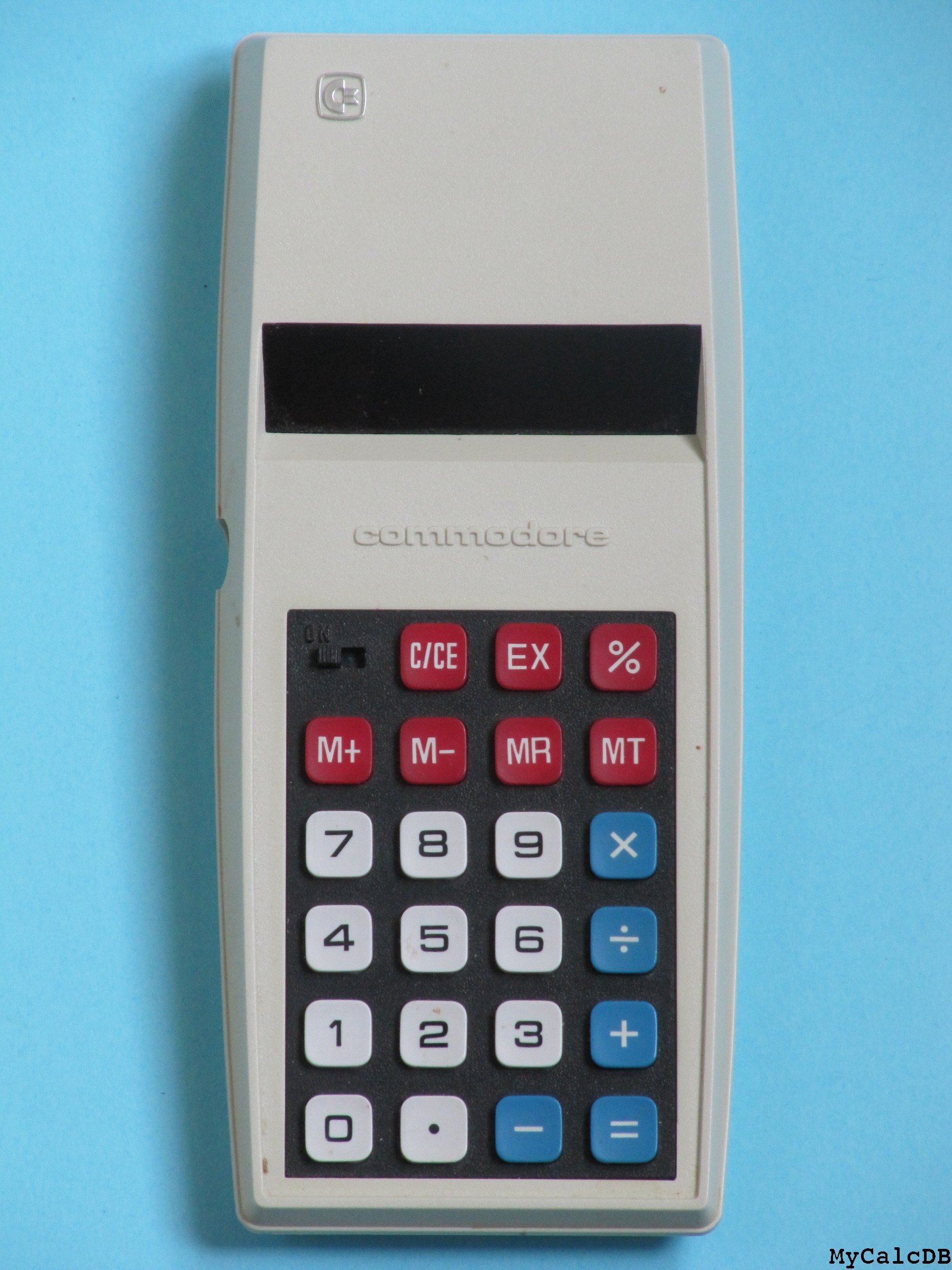 Commodore 797D