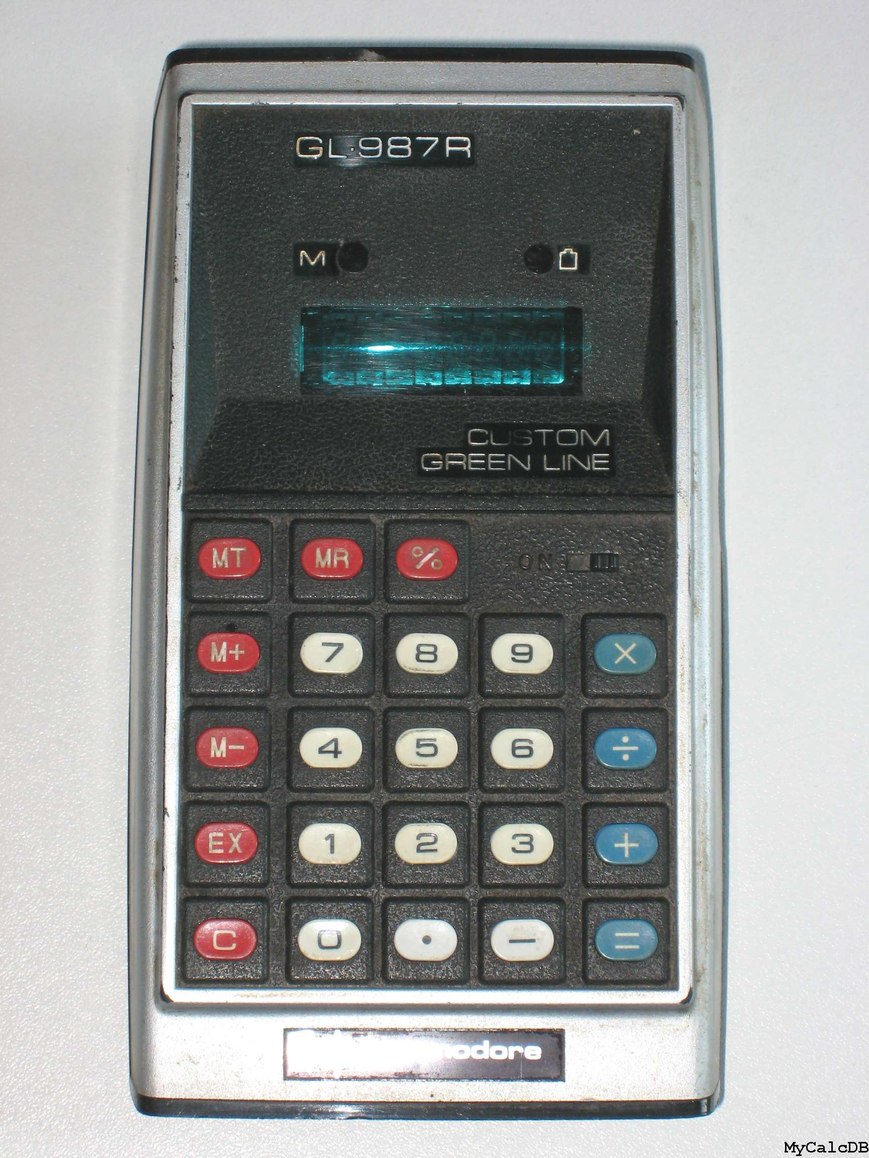 Commodore GL-987R