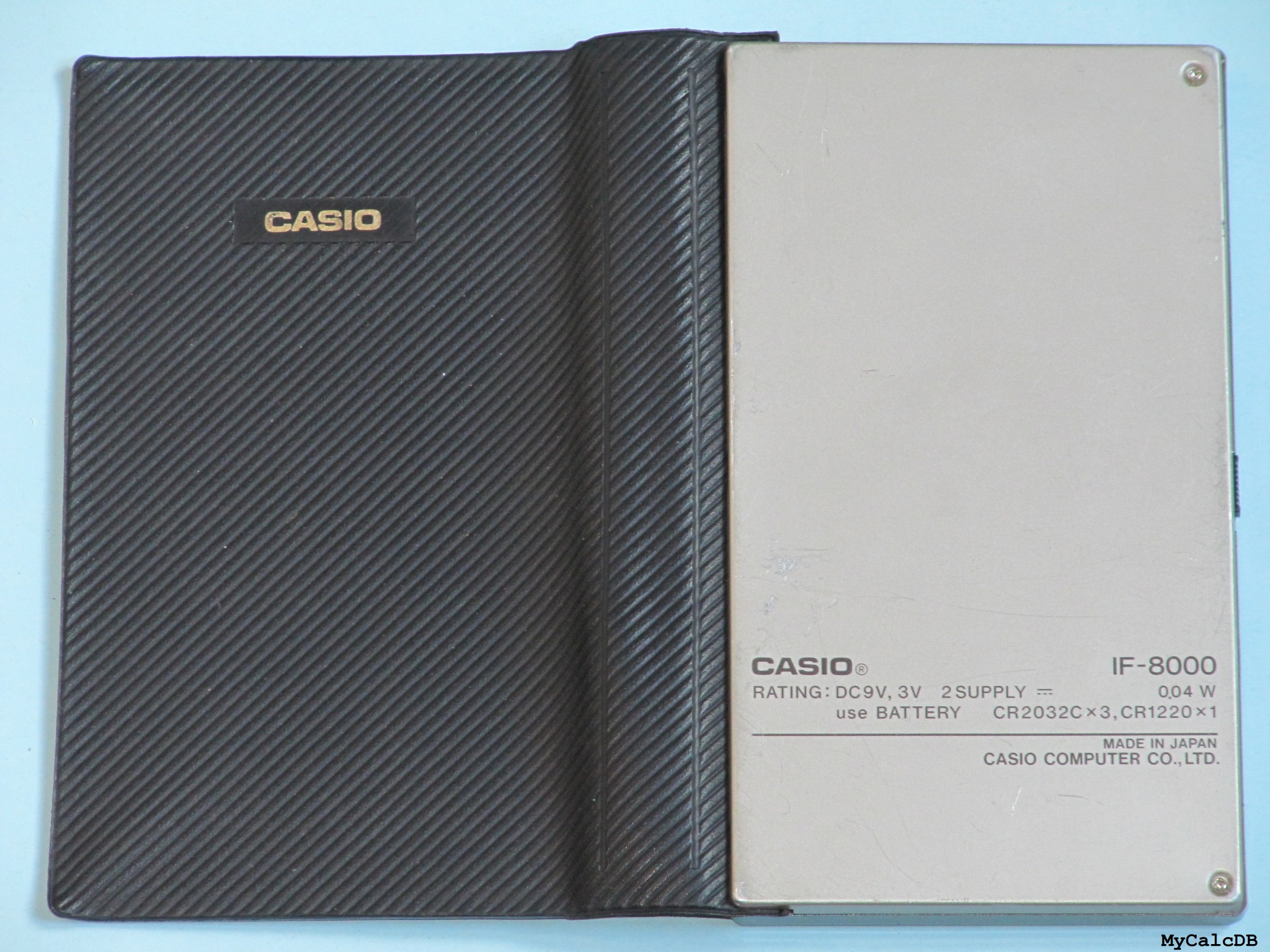 Casio IF-8000