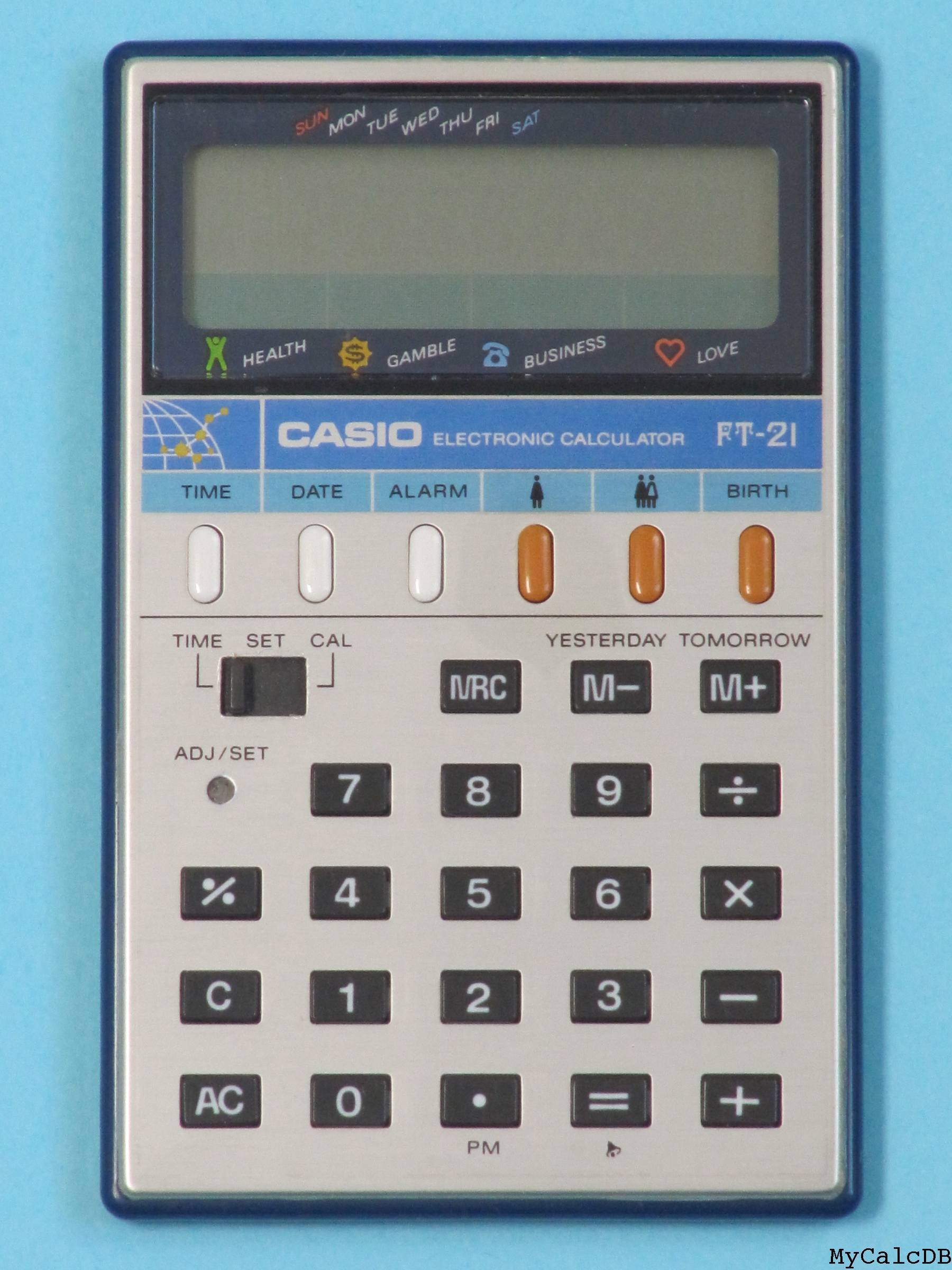 Casio FT-21