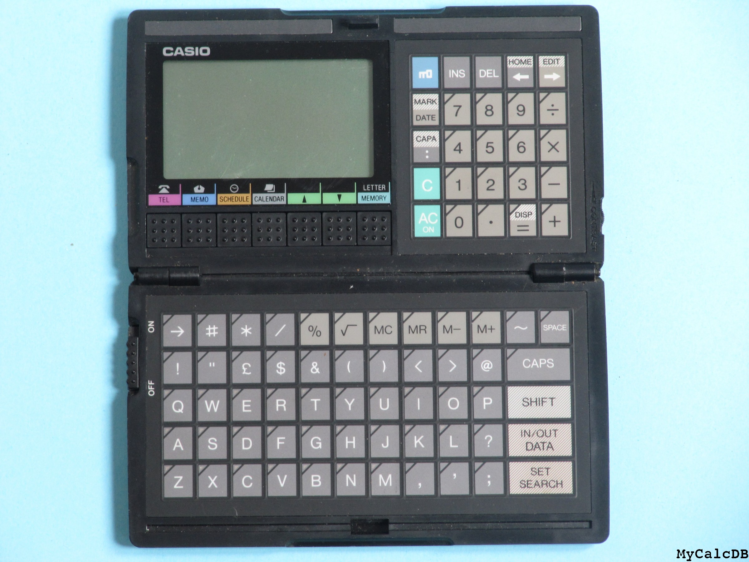 Casio SF-4000