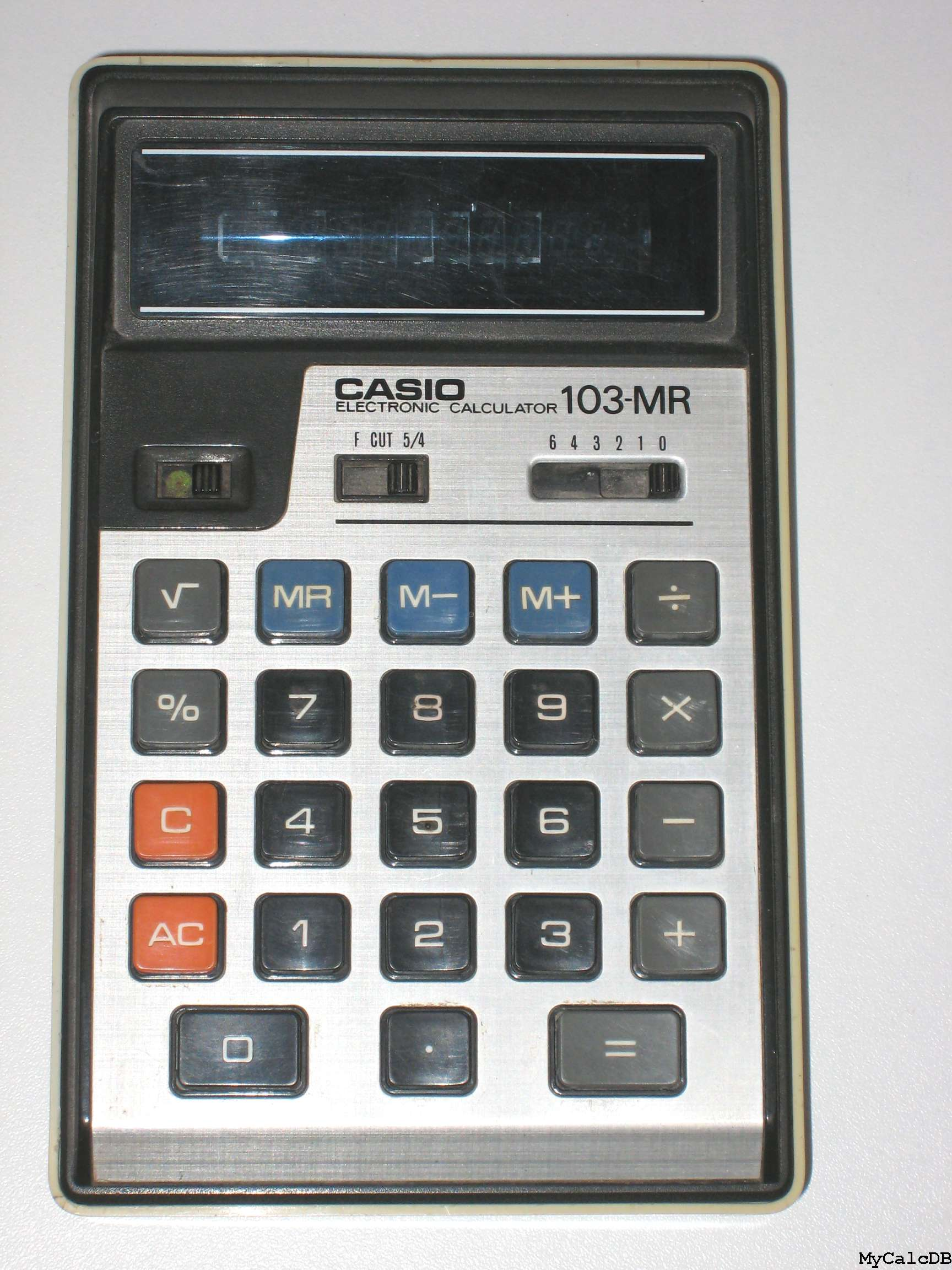 Casio 103-MR