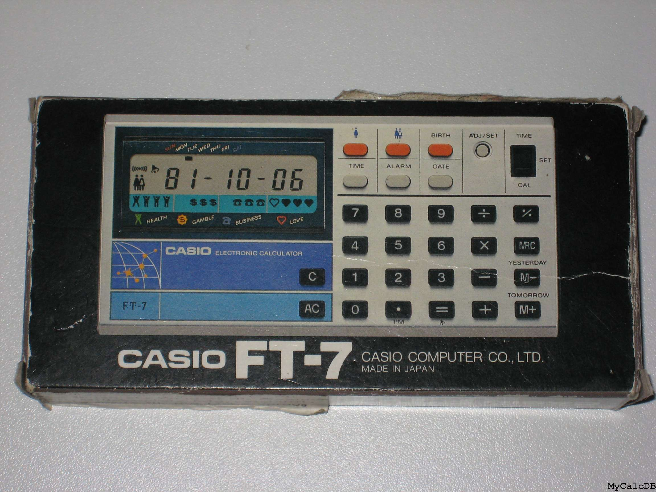 Casio FT-7