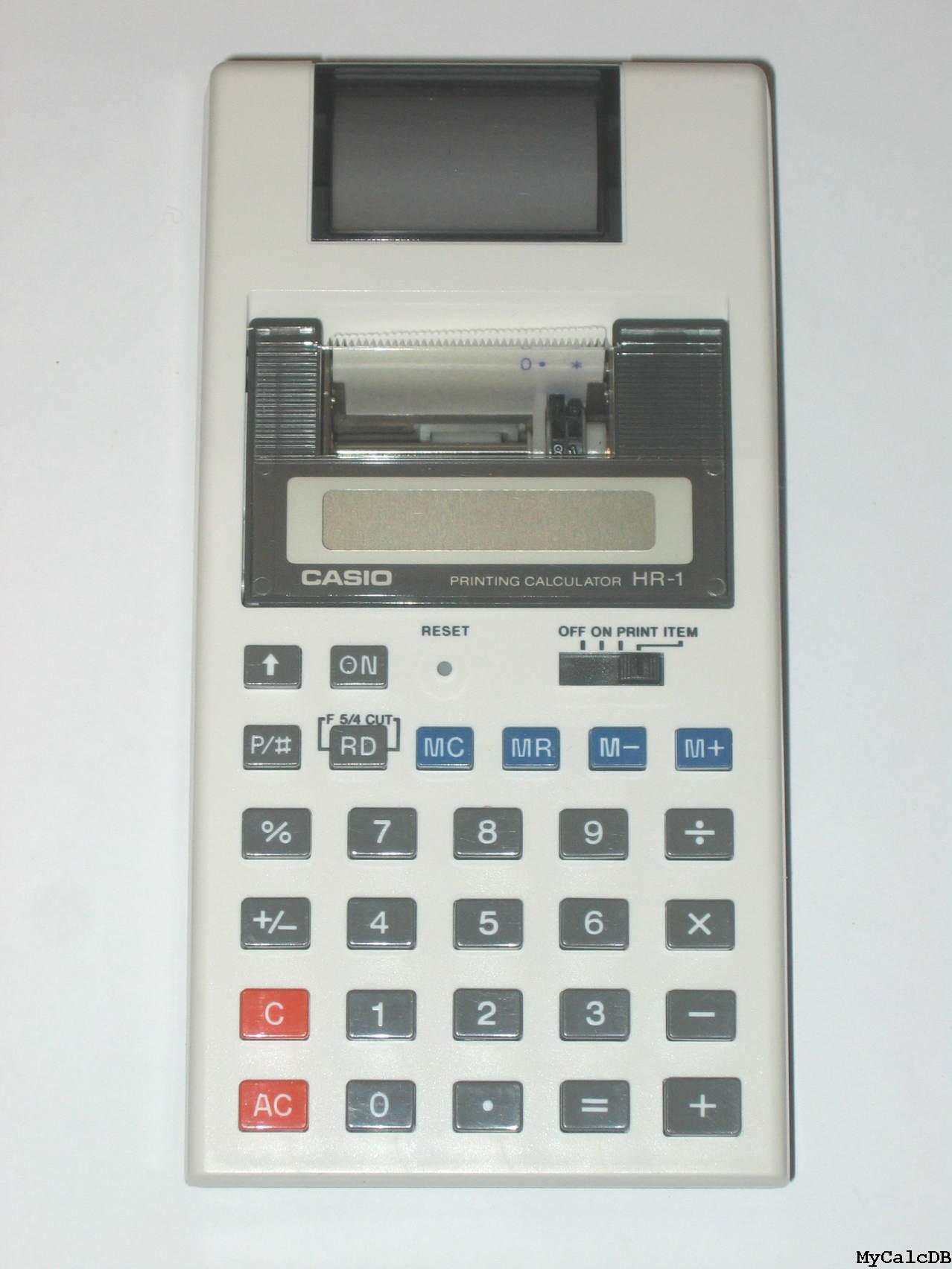 Casio HR-1