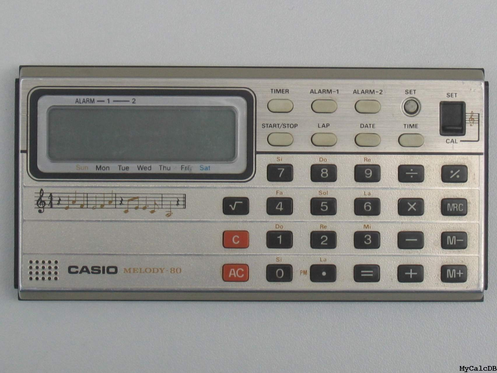 Casio MELODY-80