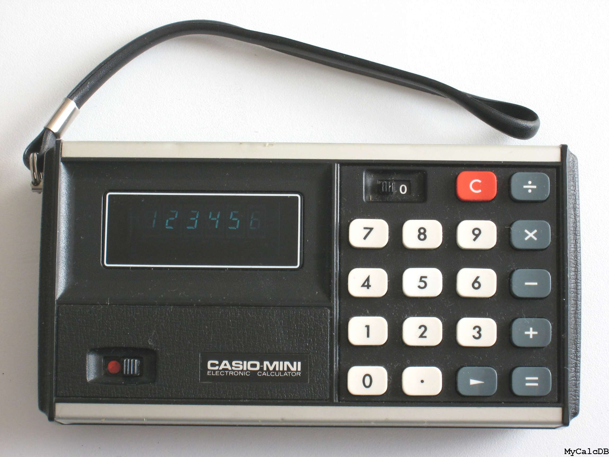 Casio MINI
