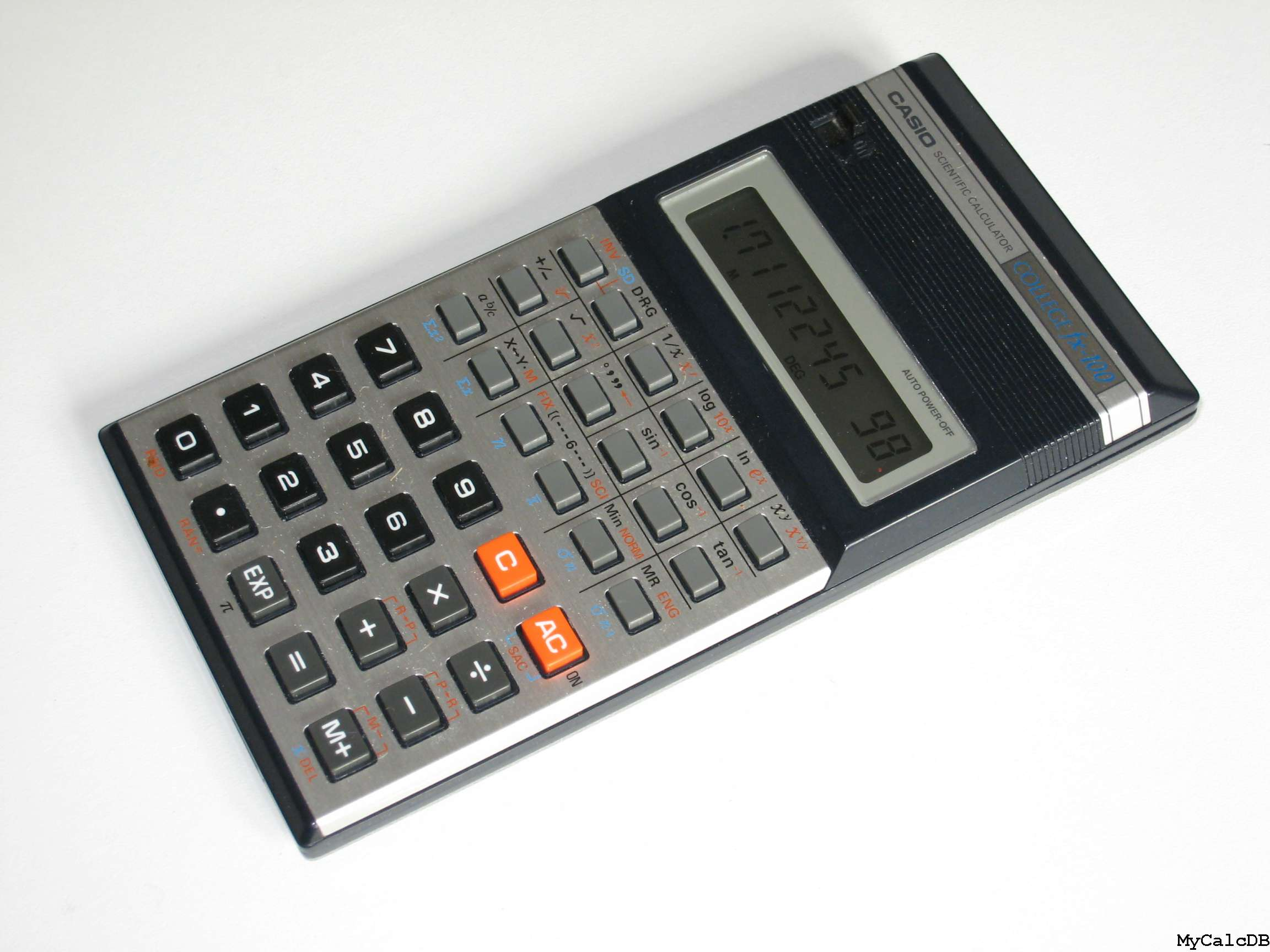 Casio COLLEGE fx-100