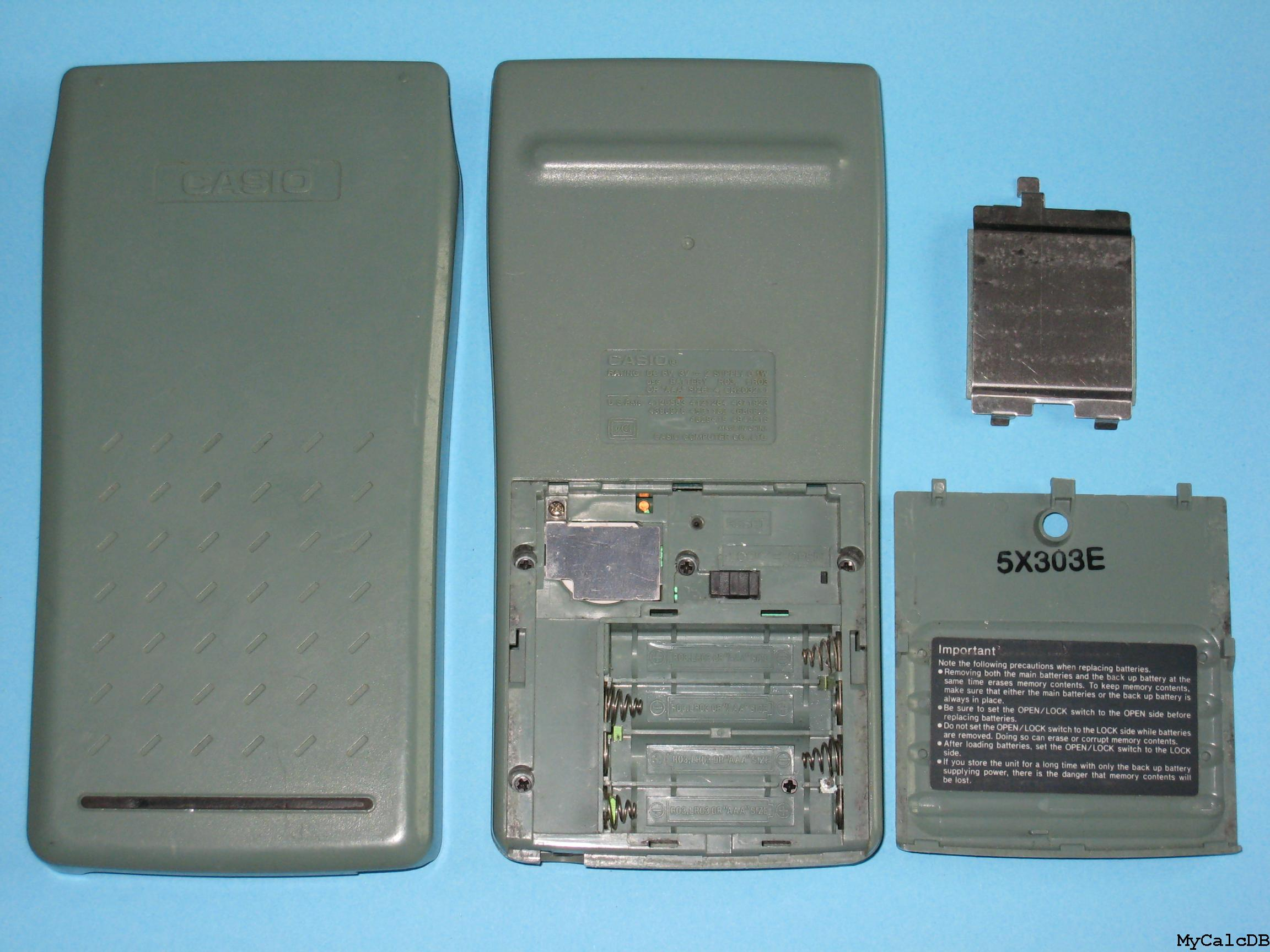 Casio fx-7900GC