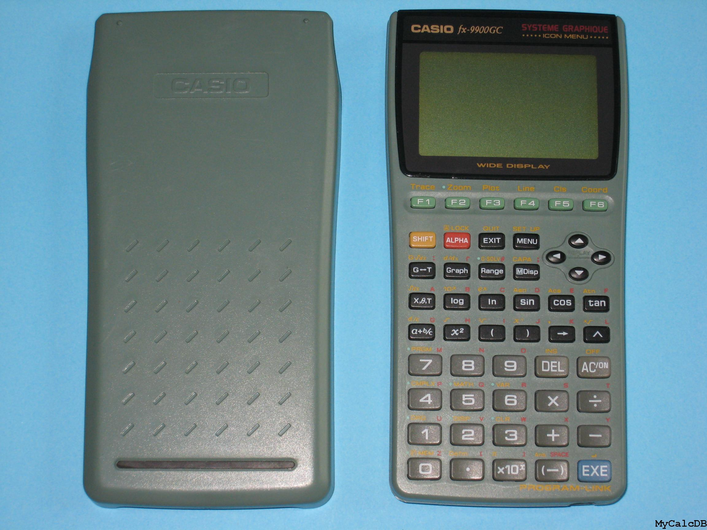Casio fx-9900GC