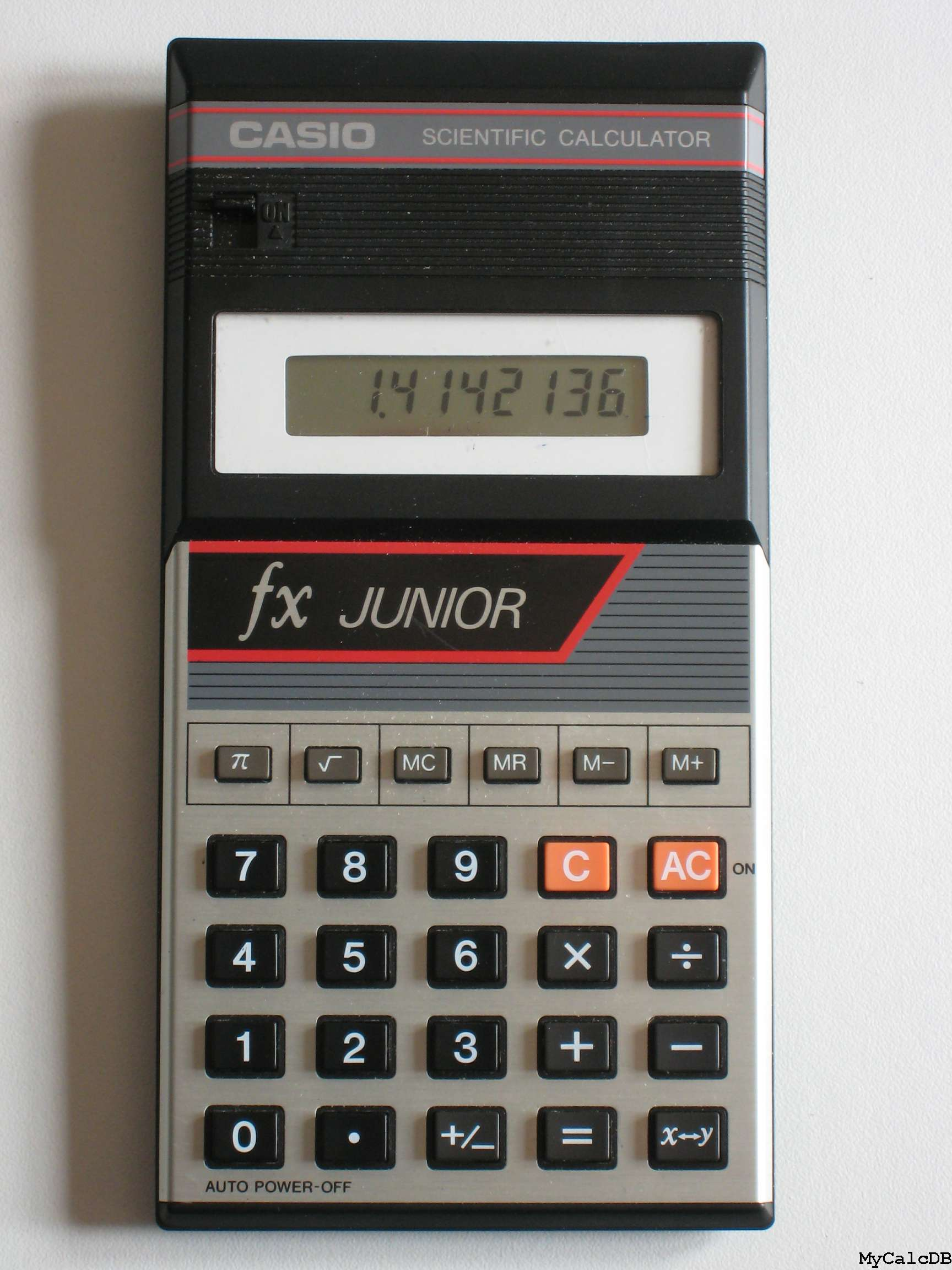 Casio fx JUNIOR