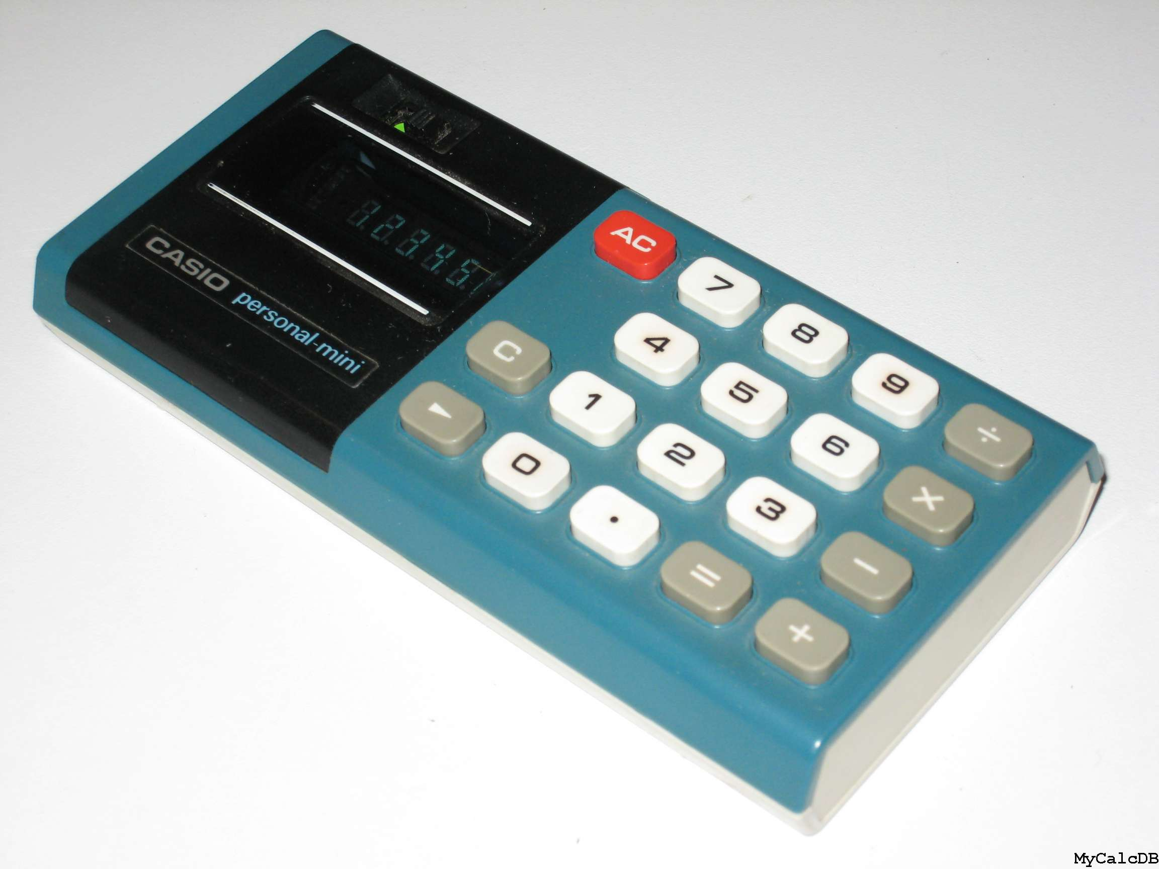 Casio personal-mini