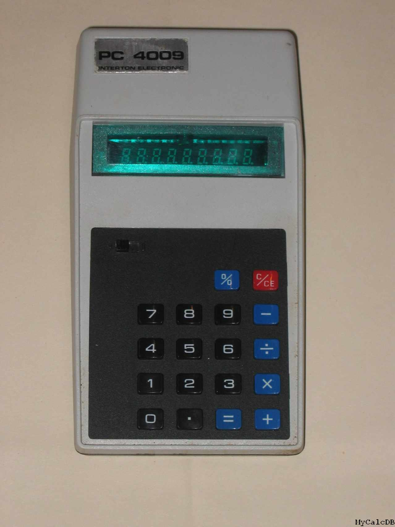 Interton Electronic PC 4009