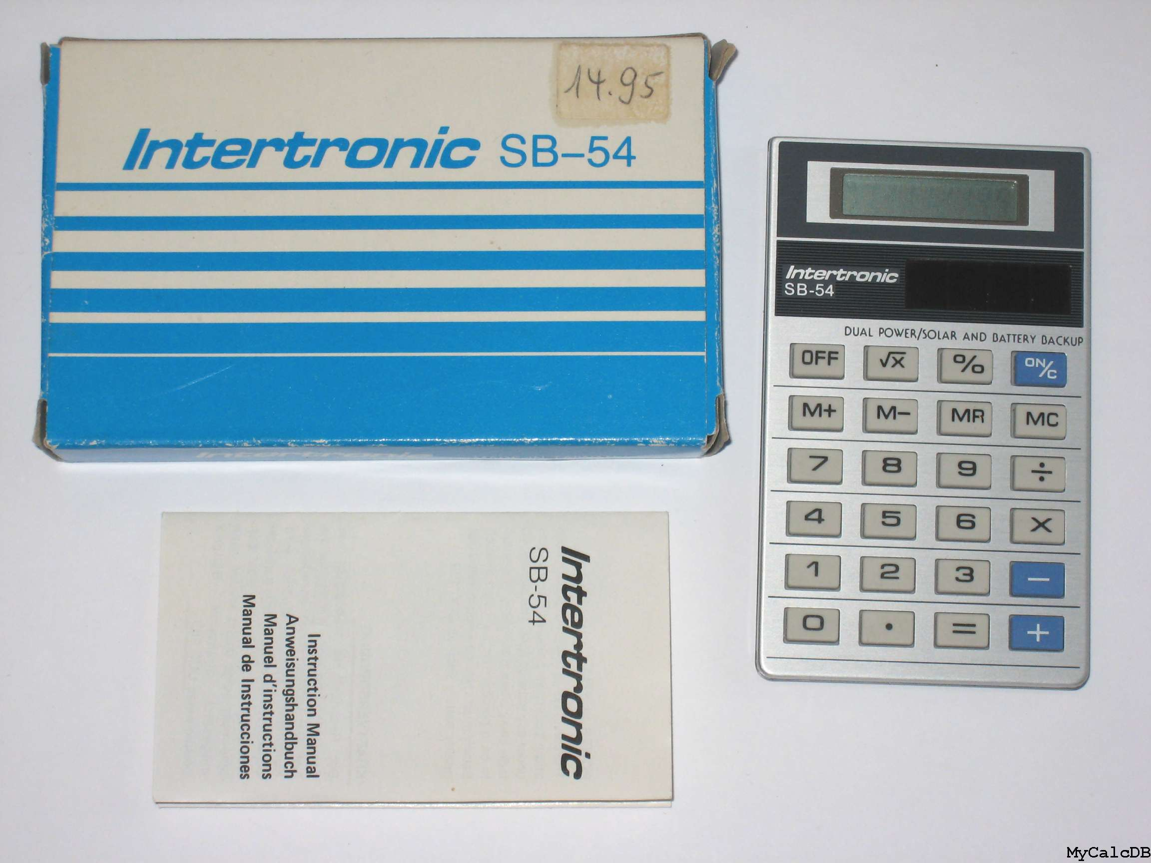 Intertronic SB-54