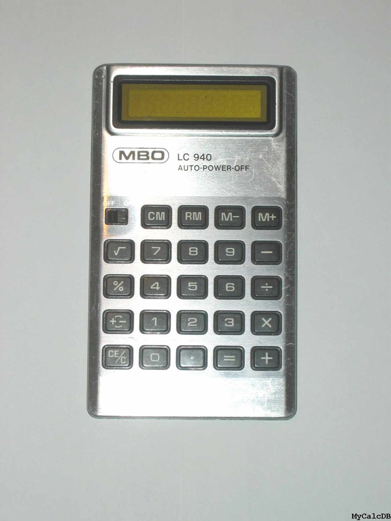 MBO LC 940