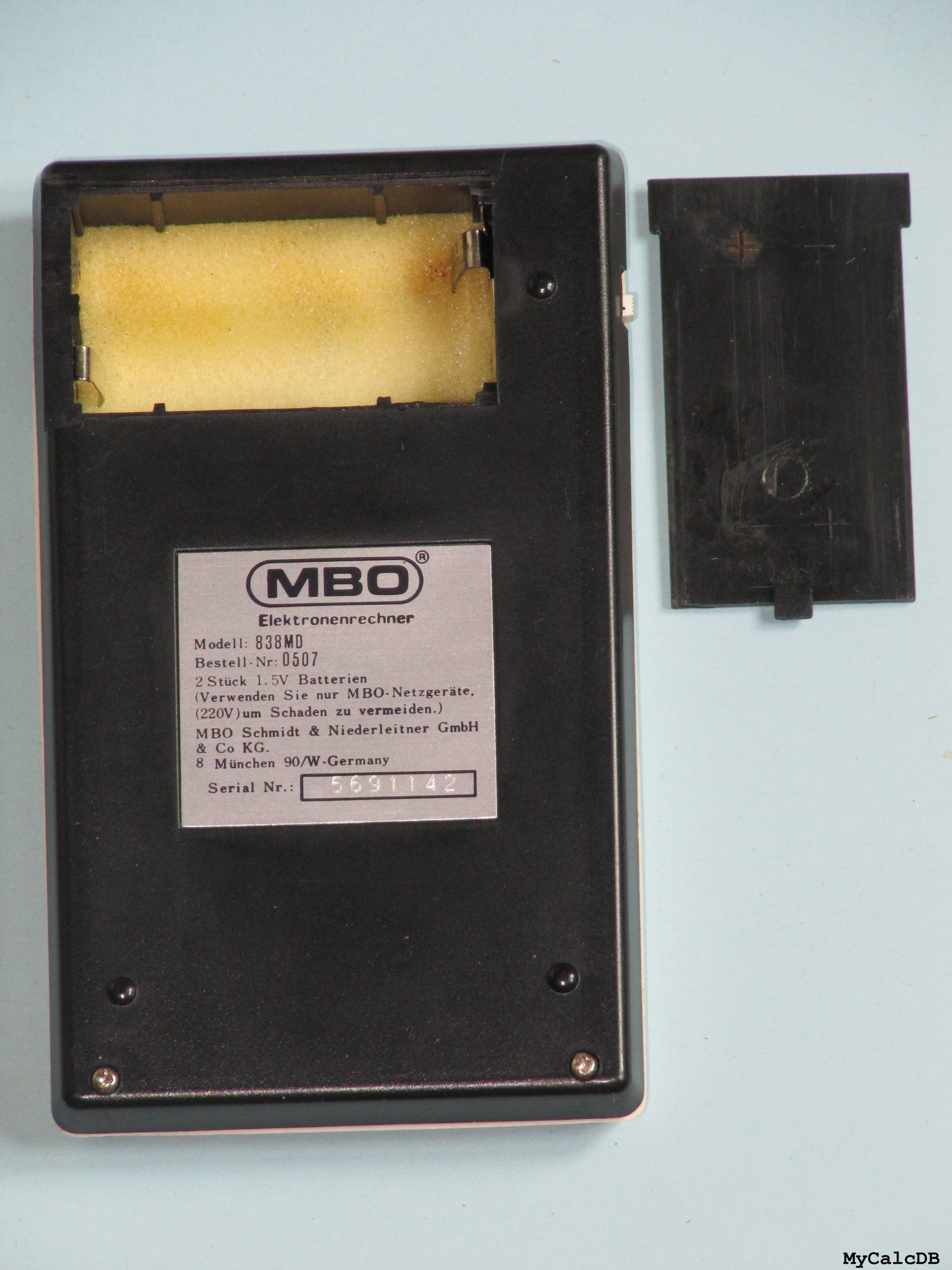 MBO 838MD