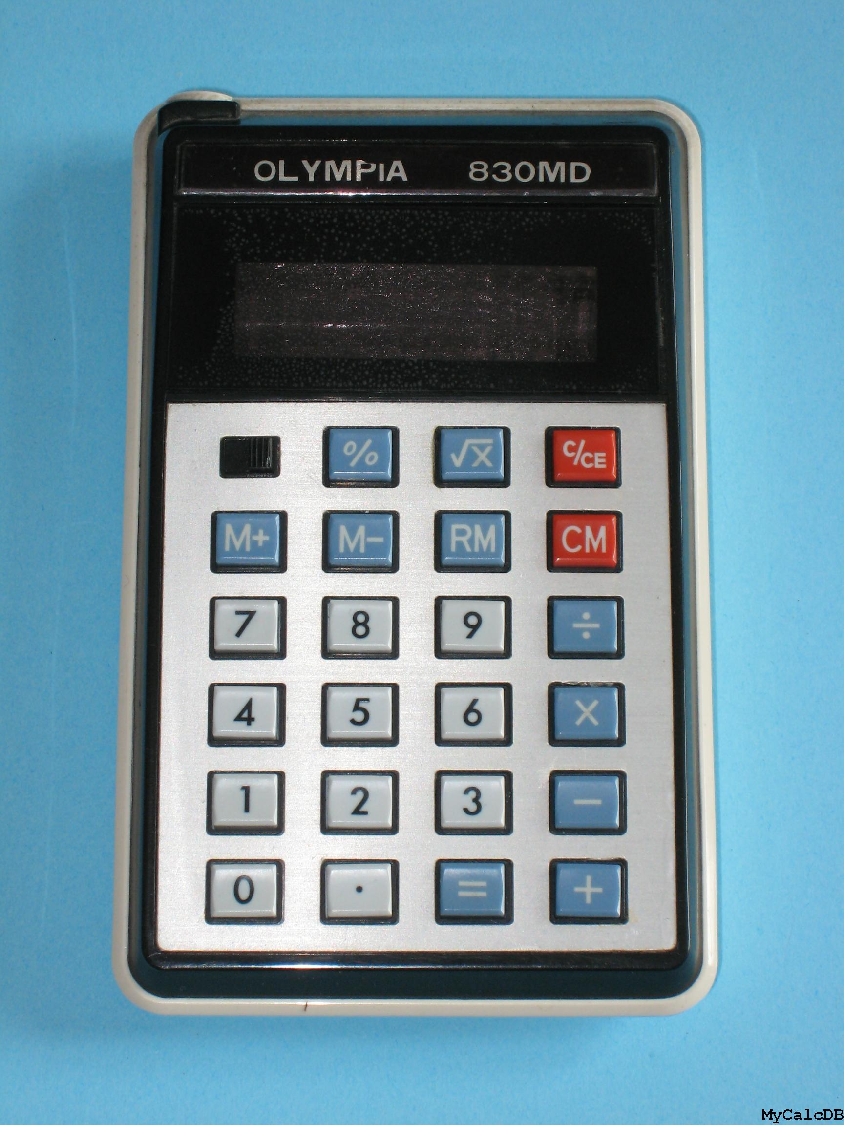 Olympia 830MD