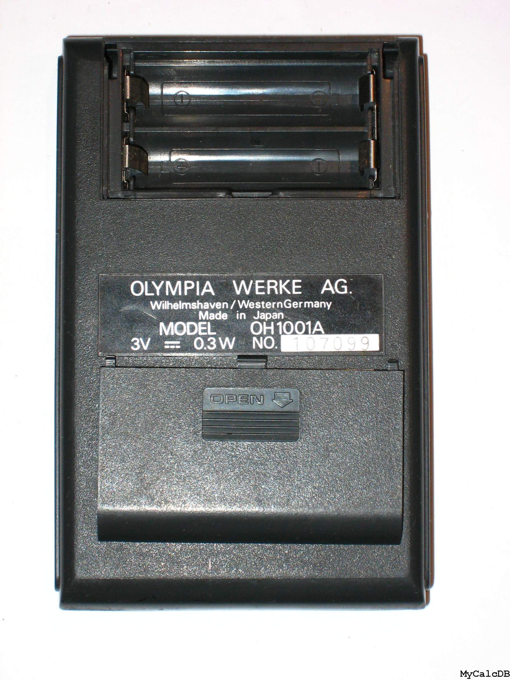 Olympia OH1001A