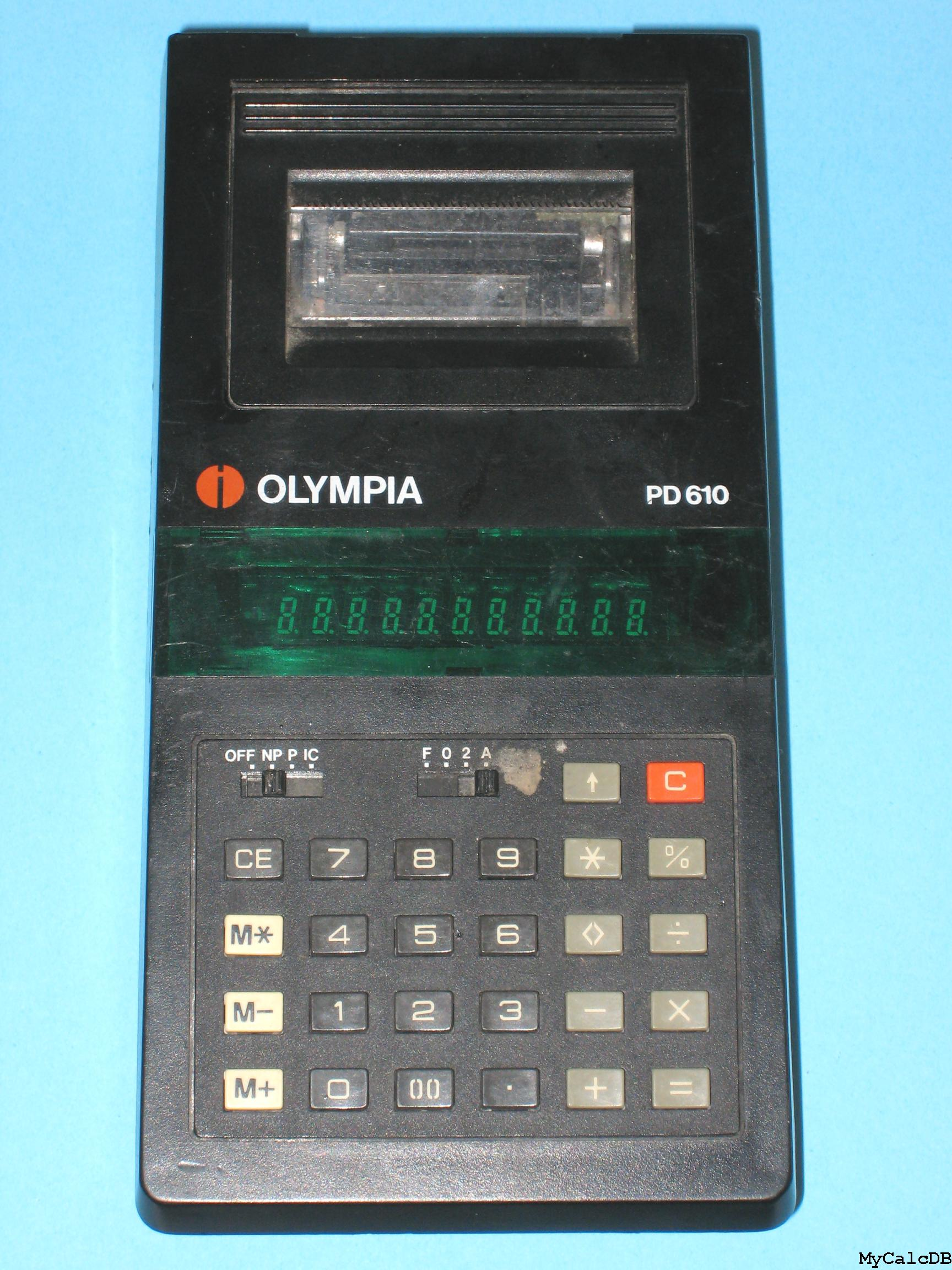 Olympia PD 610