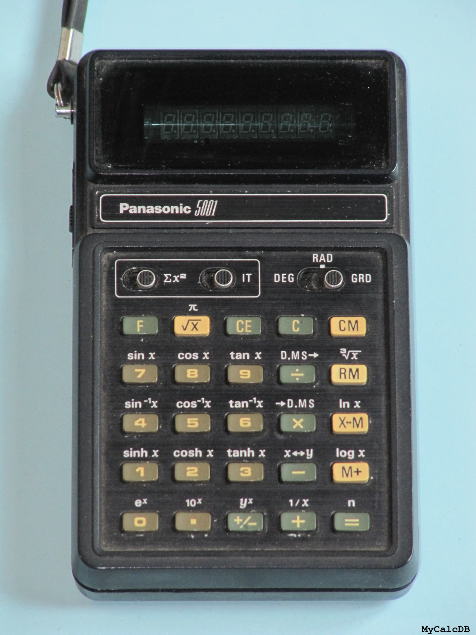 Panasonic 5001 or Panac S-1