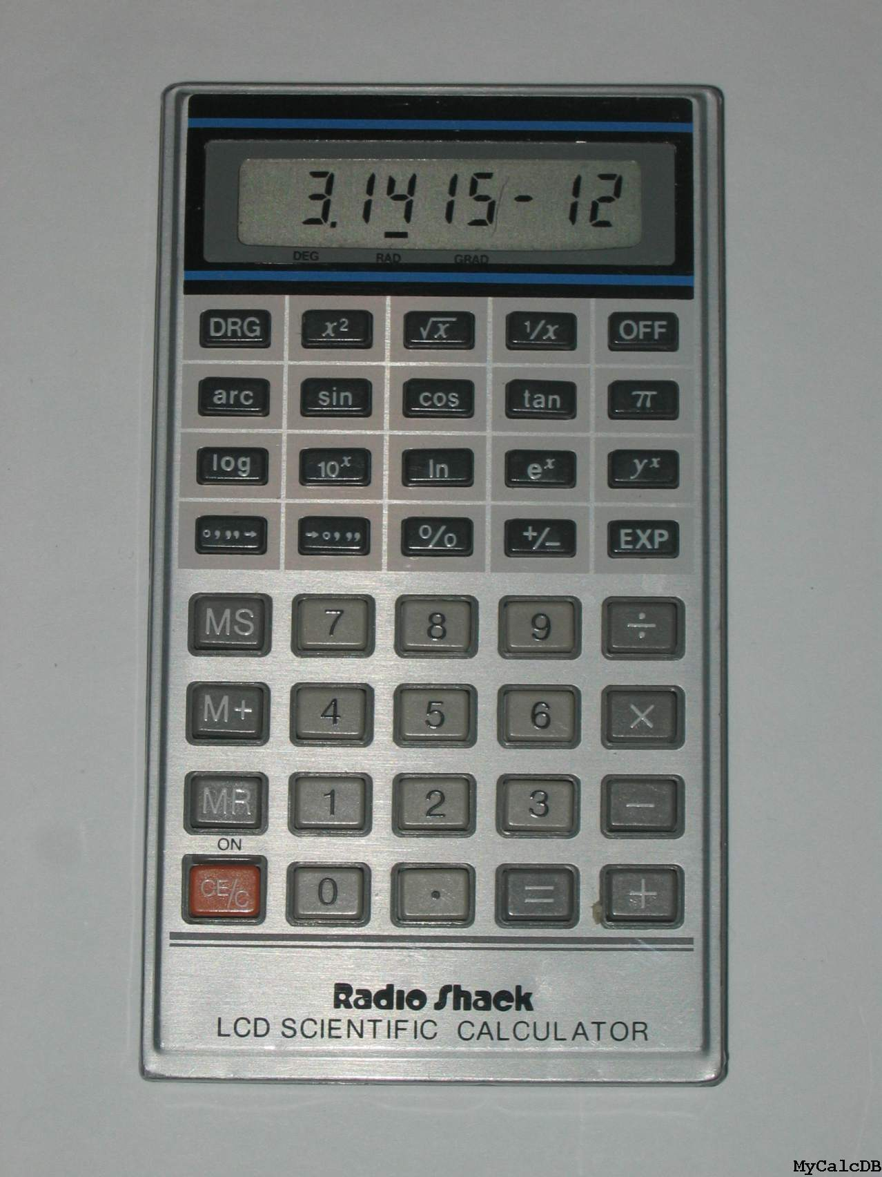Radio Shack EC-4008