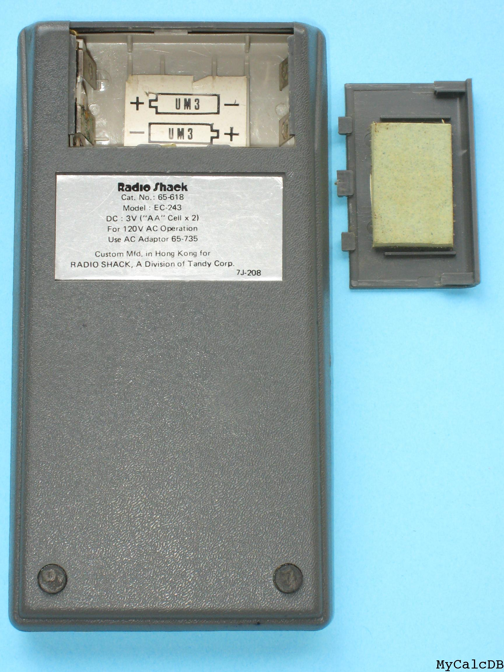 Radio Shack EC-243