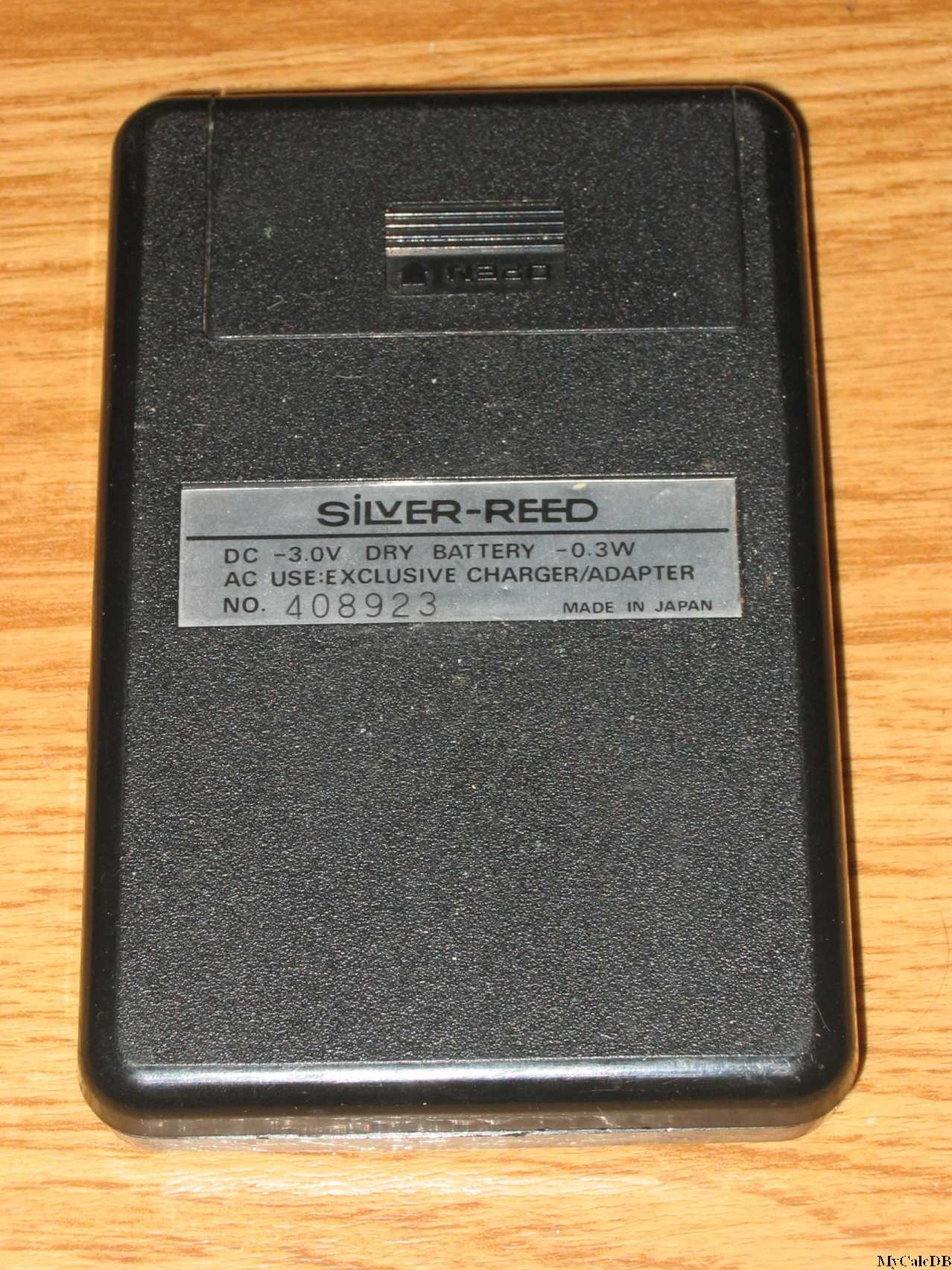 Silver-Reed 8