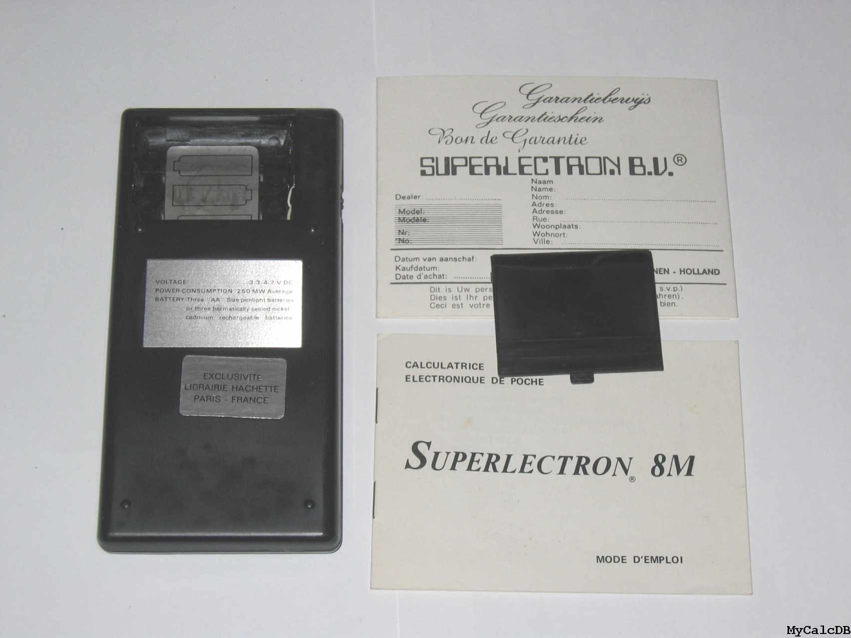 Superlectron 8M