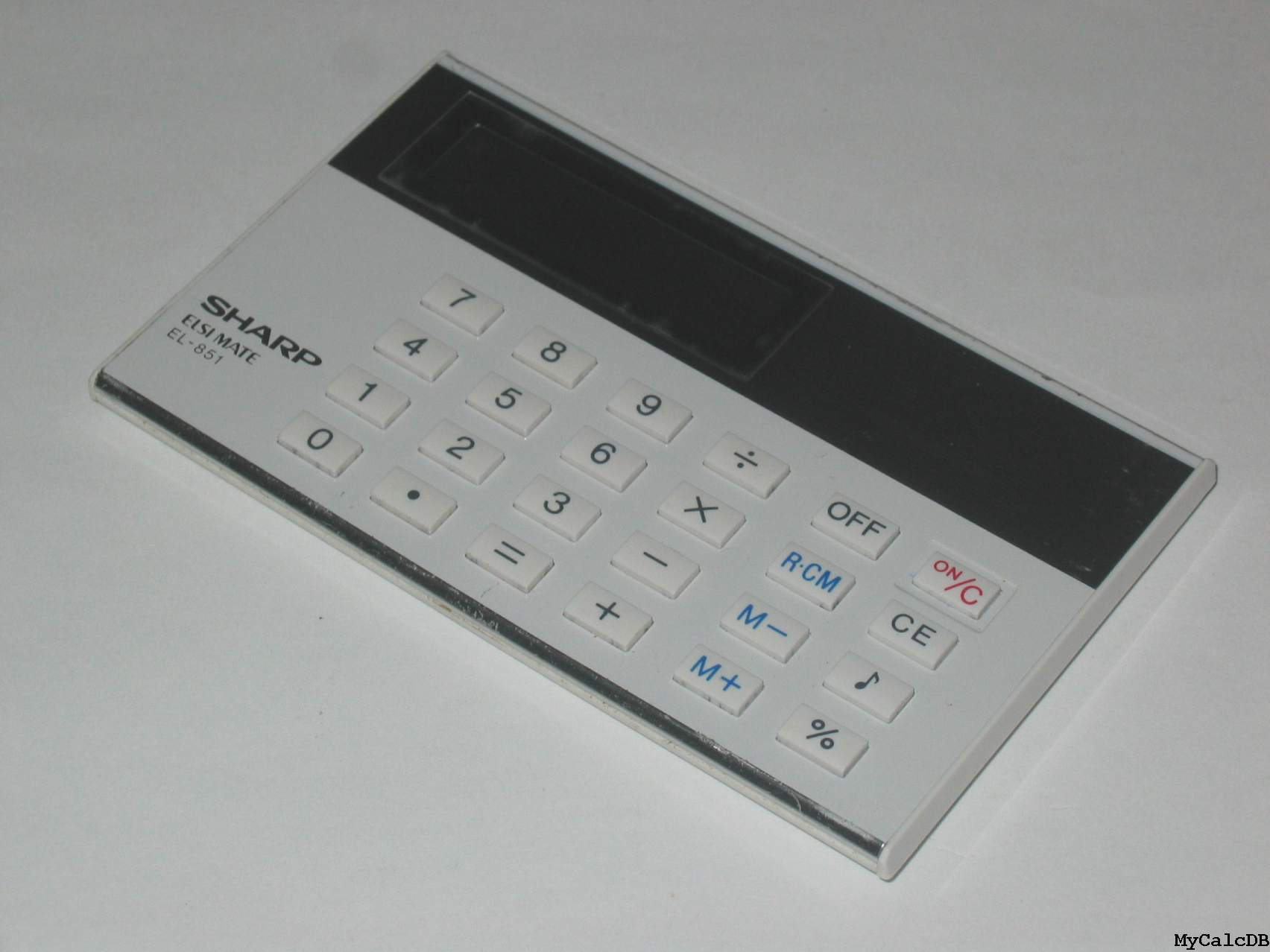 Sharp EL-851