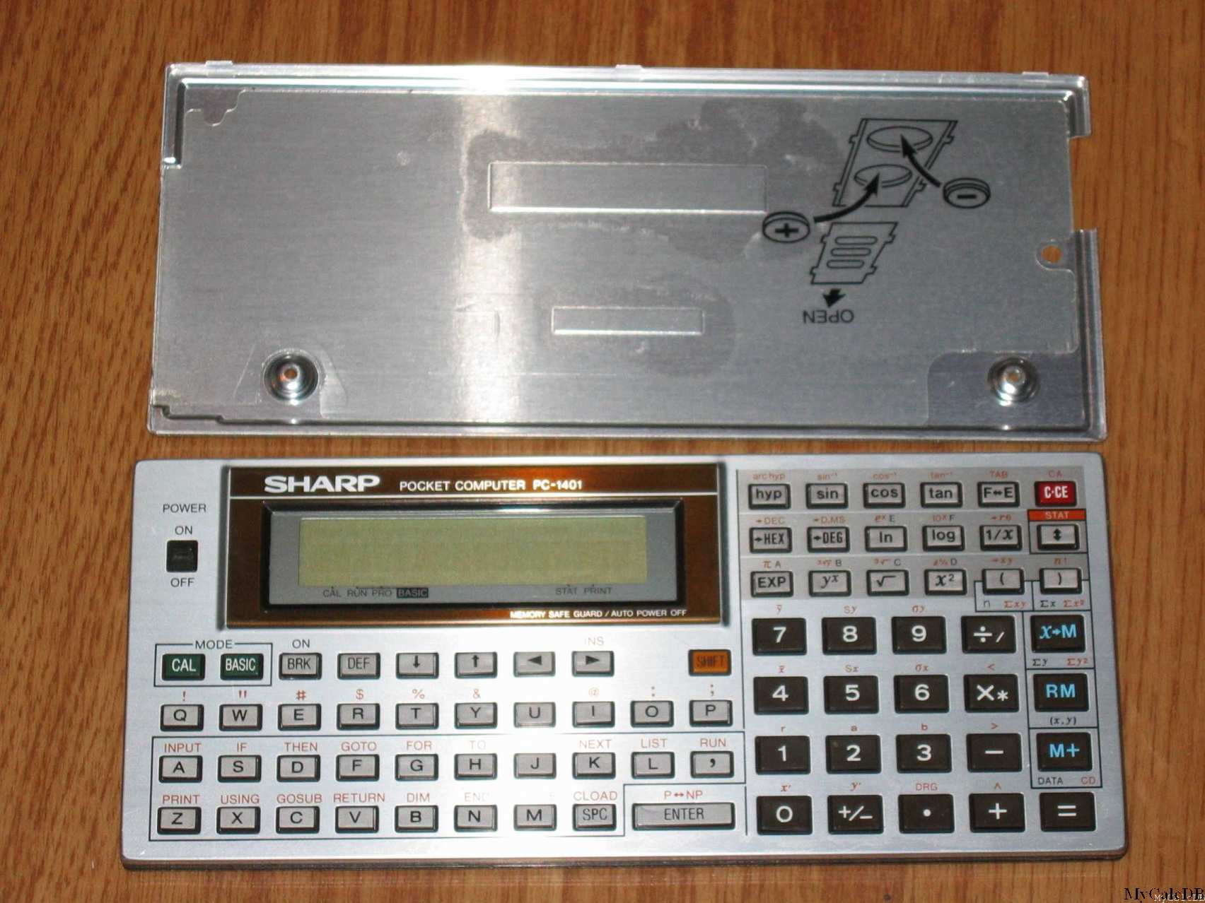 Sharp PC-1401