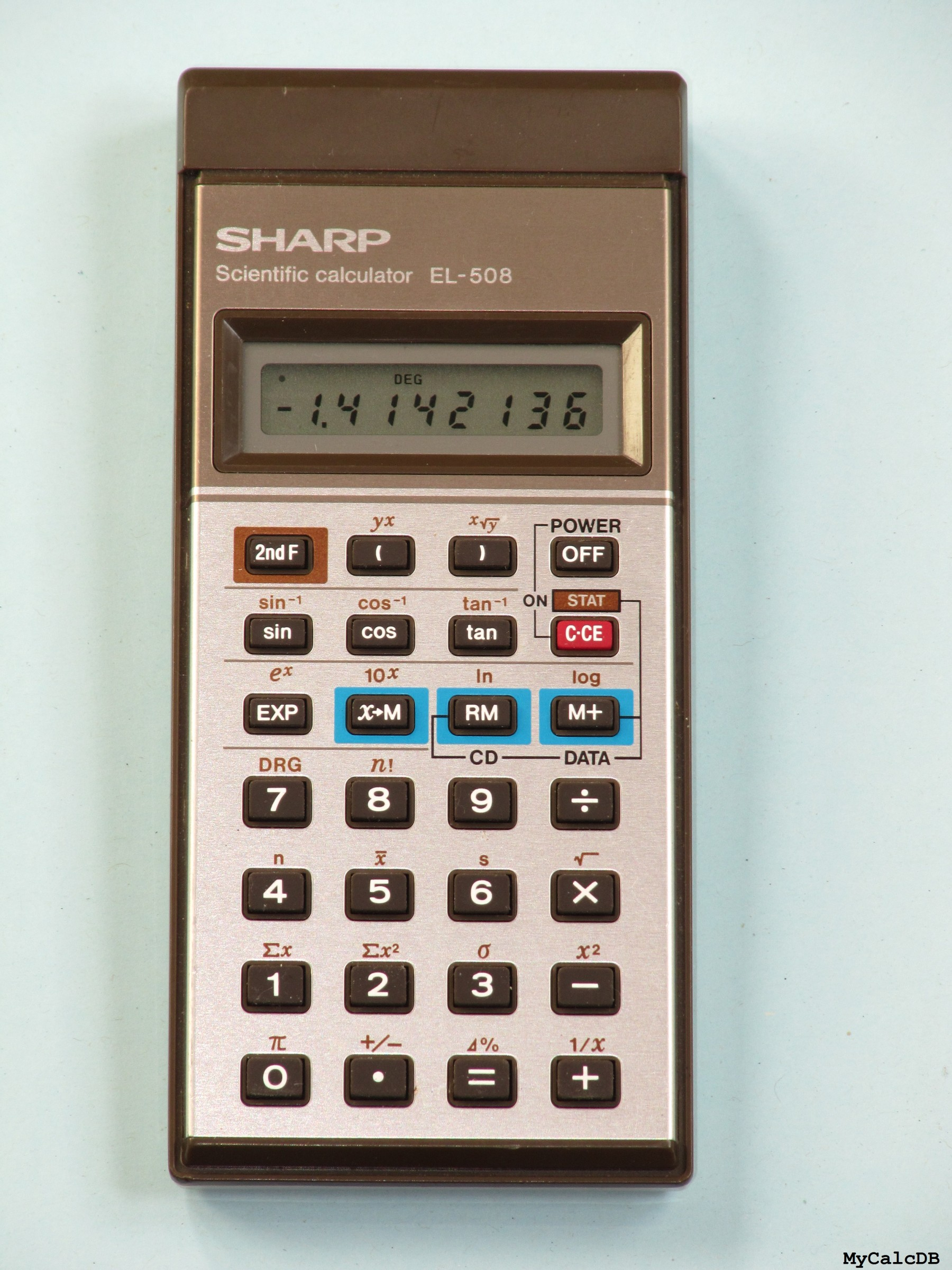 Sharp EL-508