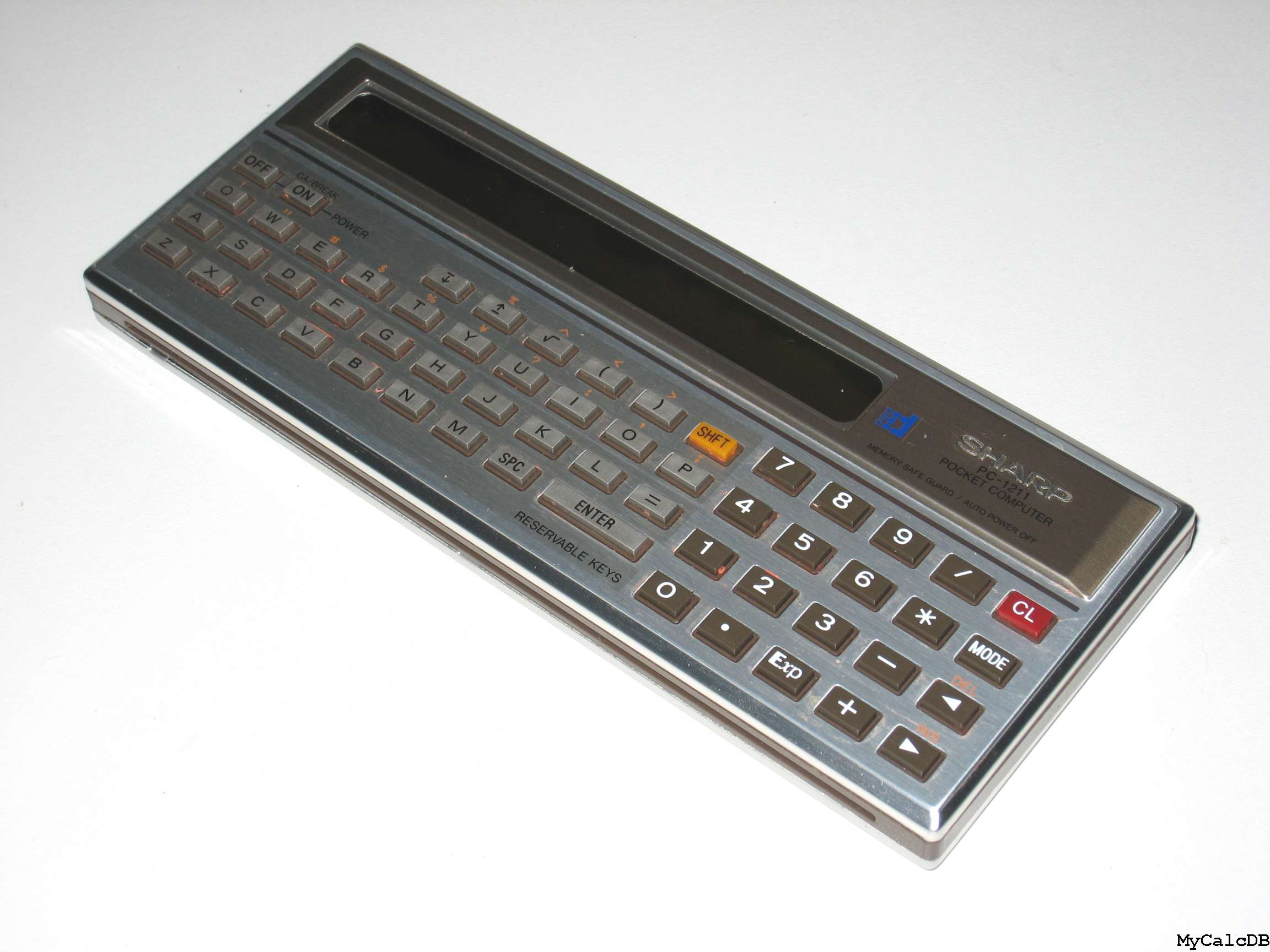 Sharp PC-1211