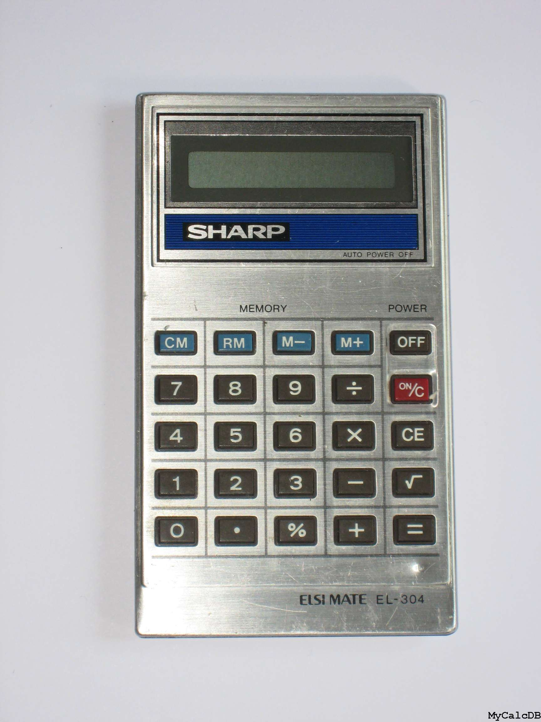 Sharp EL-304