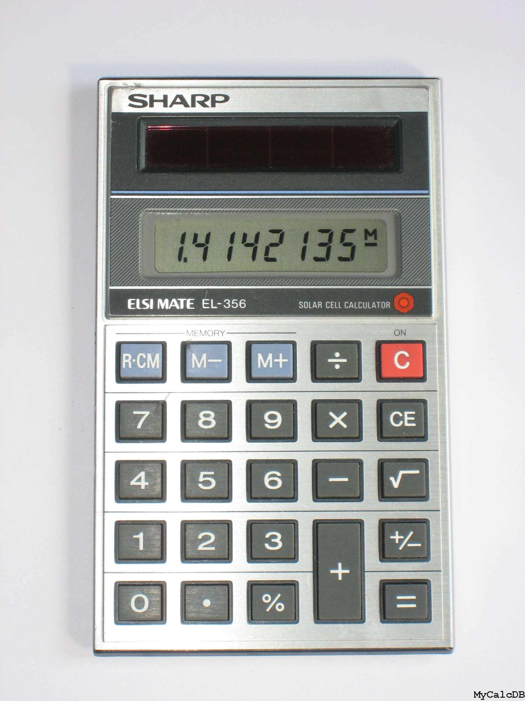 Sharp EL-356