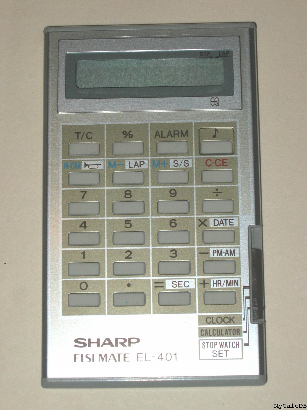 Sharp EL-401