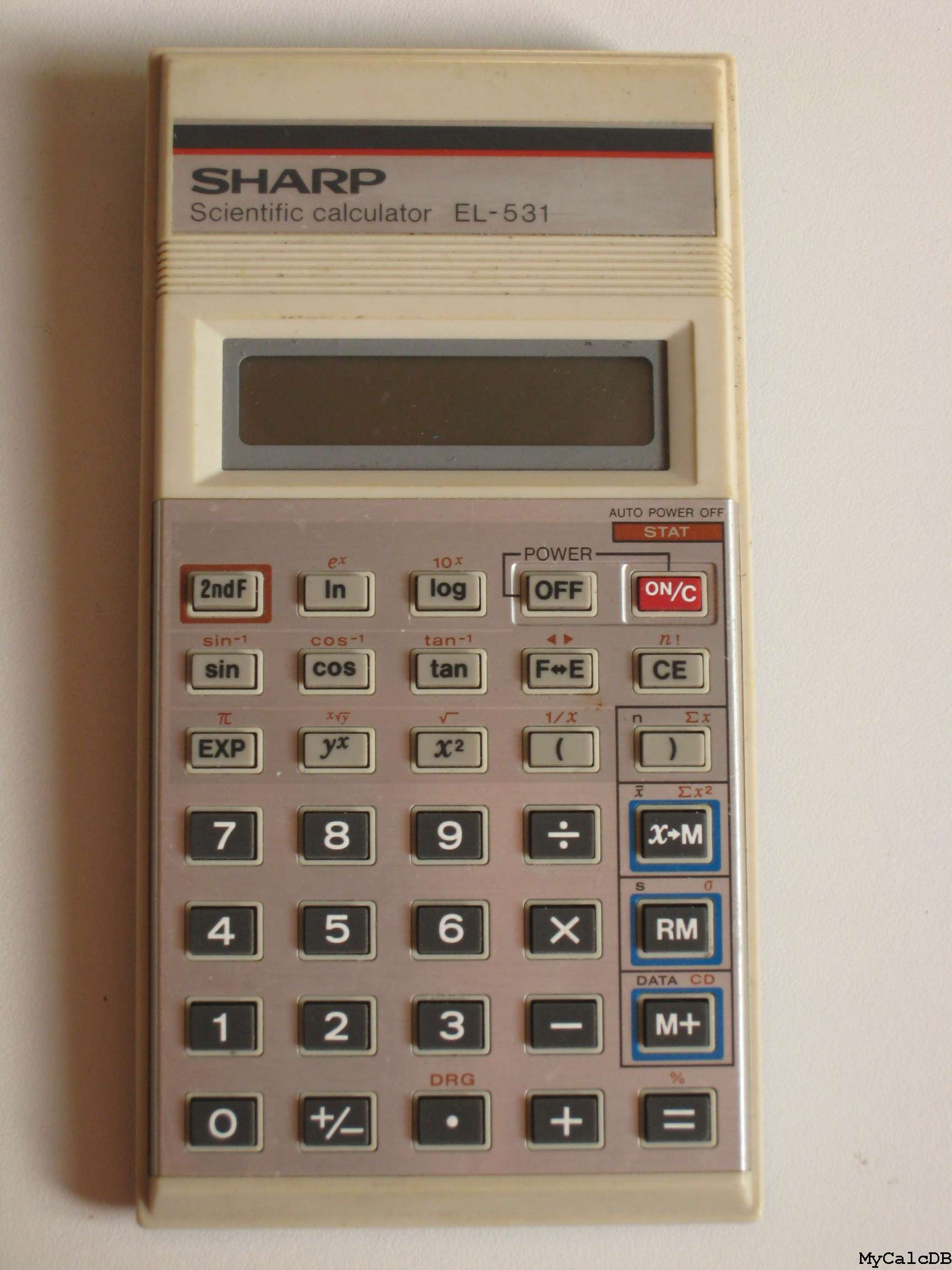 Sharp EL-531