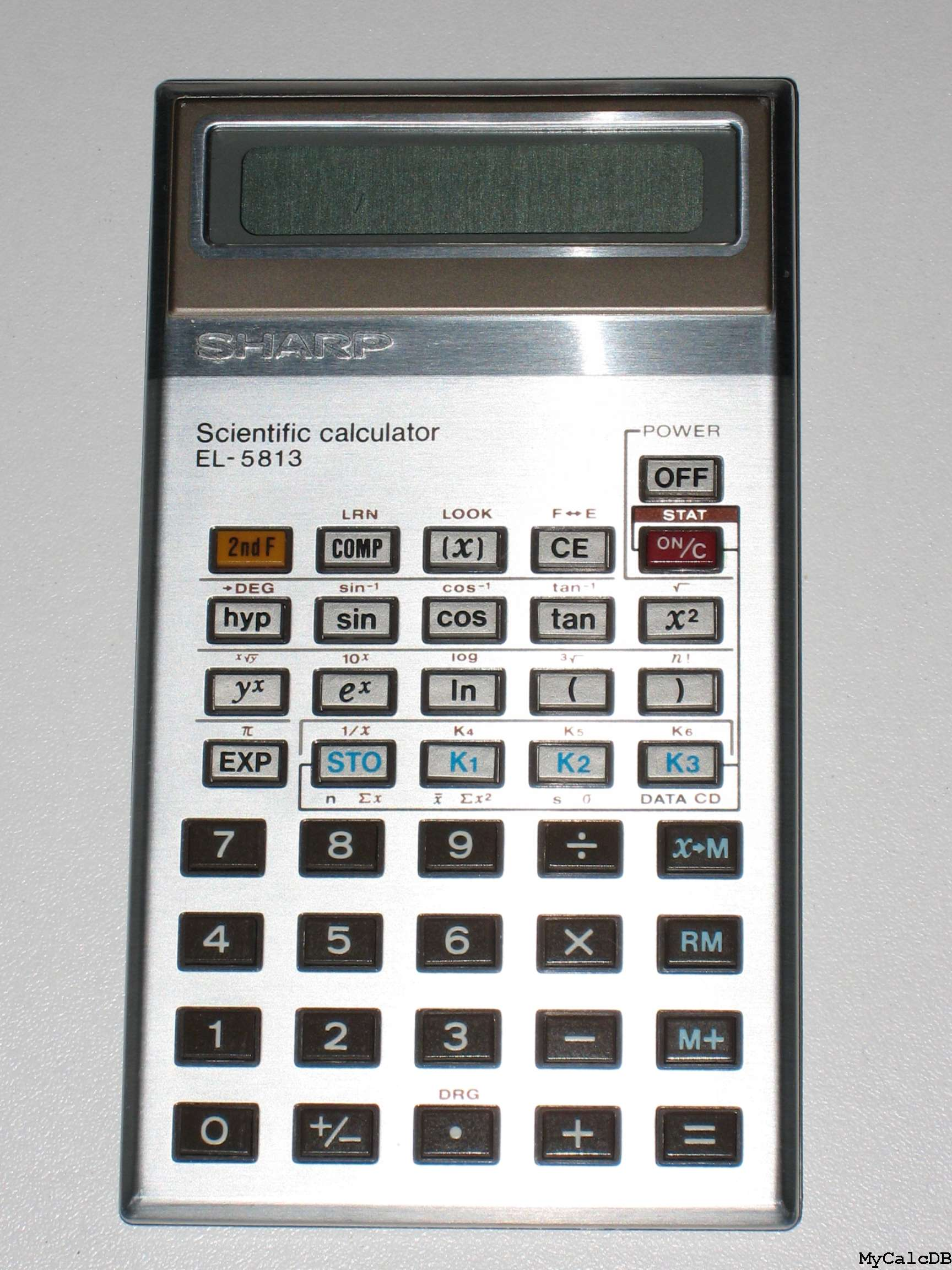 Sharp EL-5813