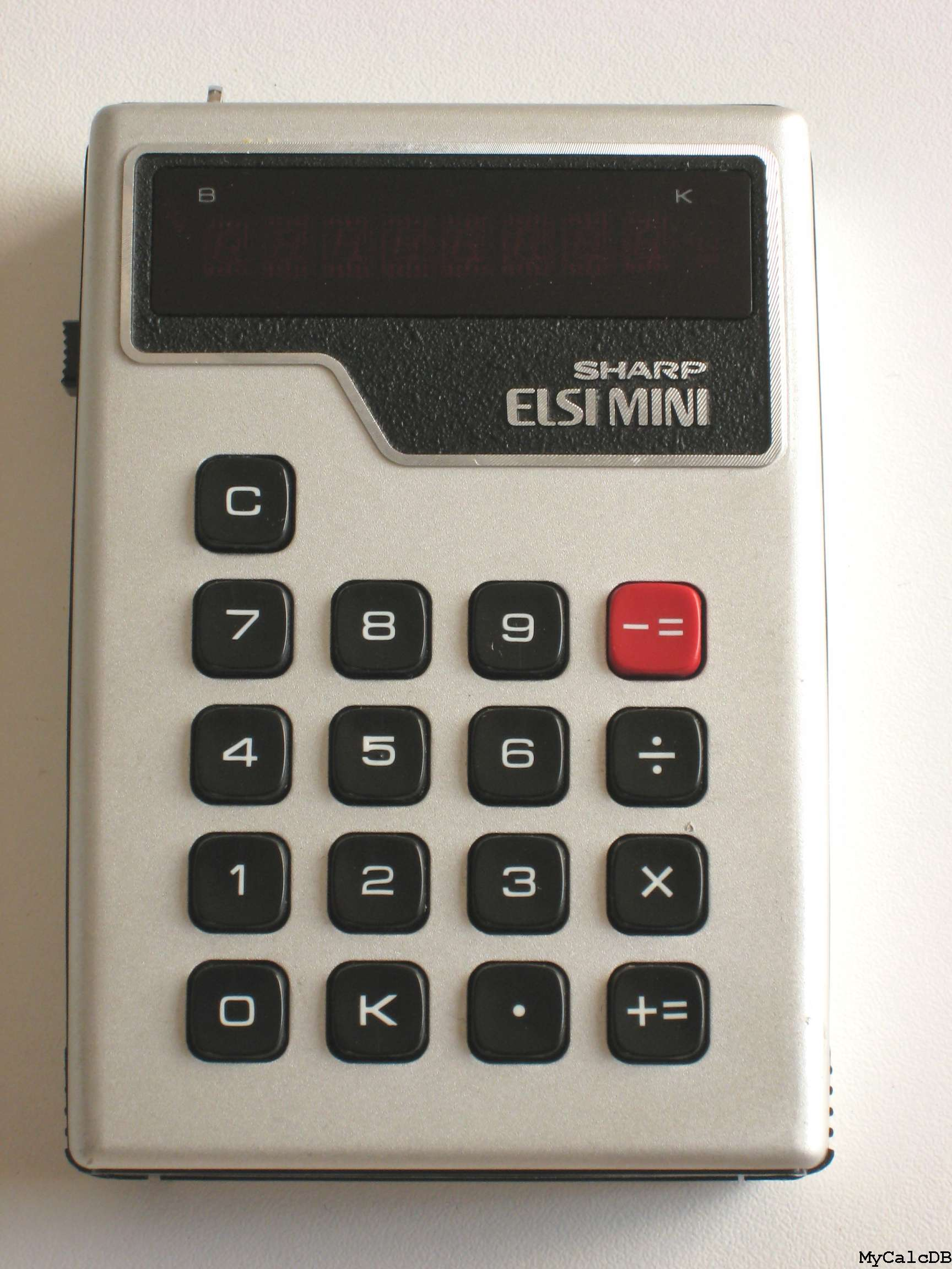 Sharp EL-801