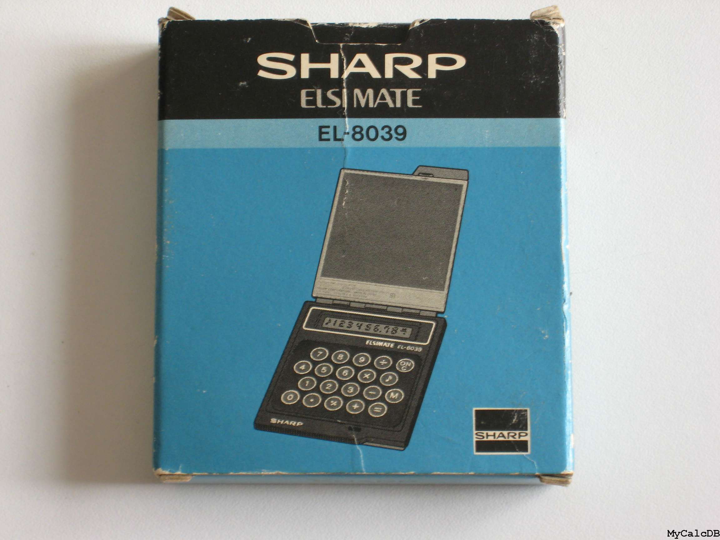 Sharp EL-8039