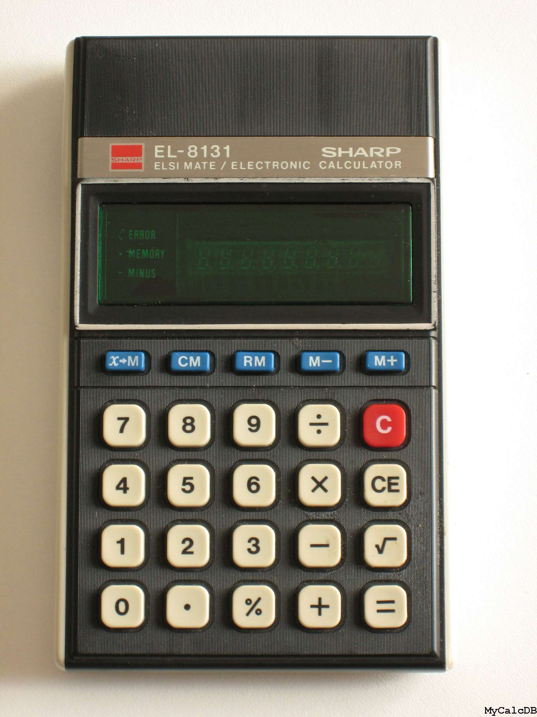 Sharp EL-8131