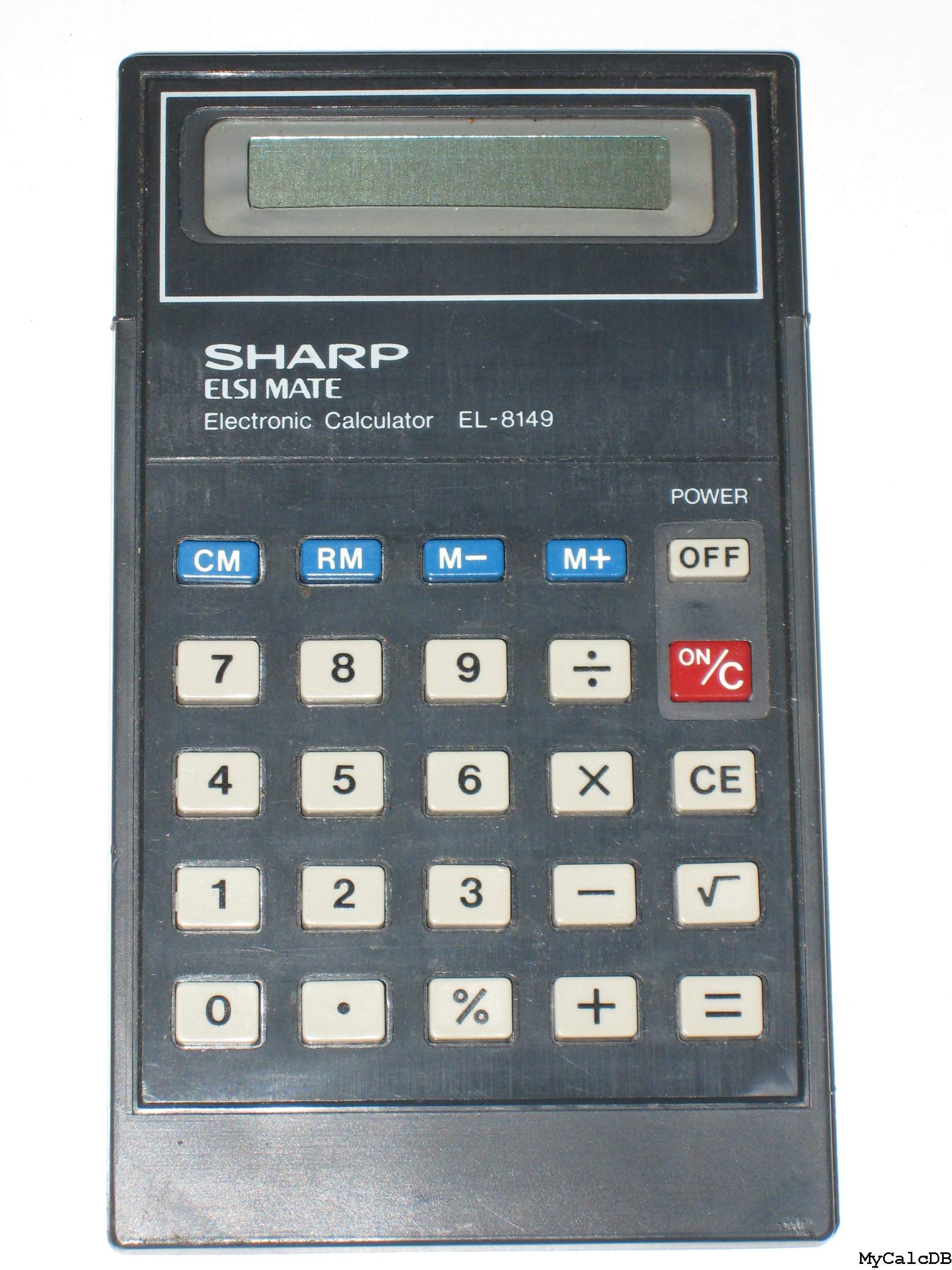 Sharp EL-8149
