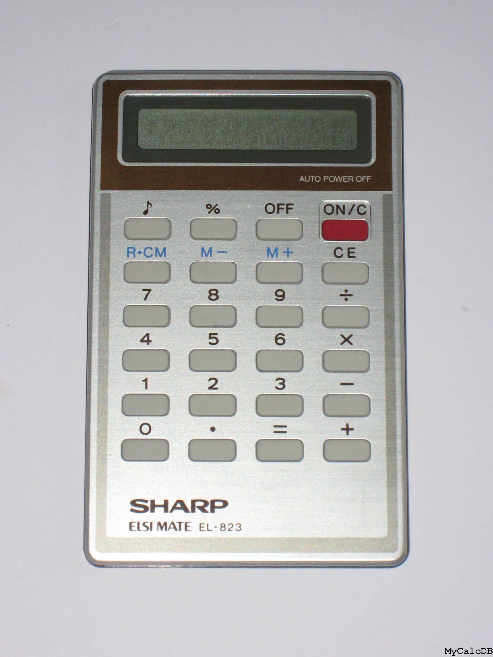 Sharp EL-823