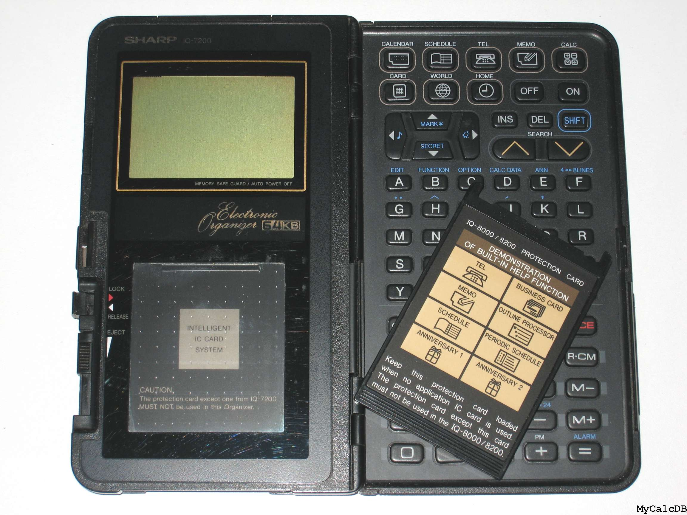 Sharp IQ-7200