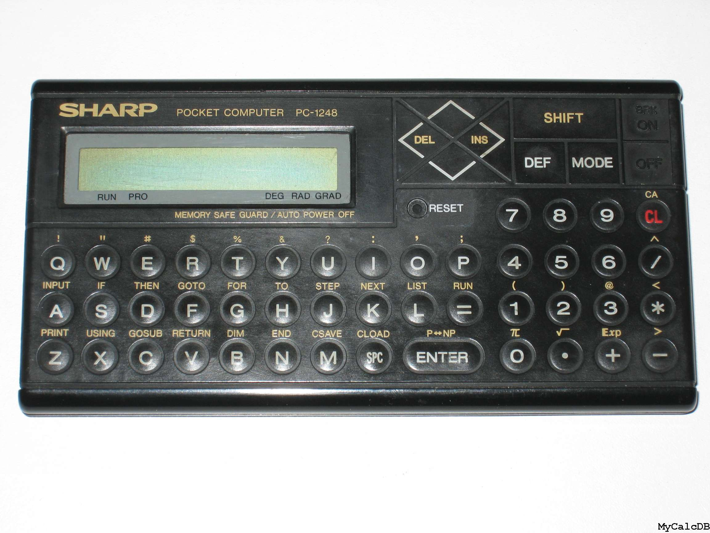 Sharp PC-1248