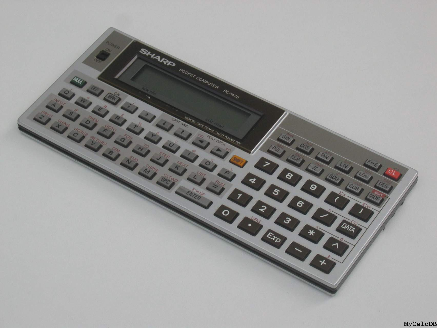Sharp PC-1430