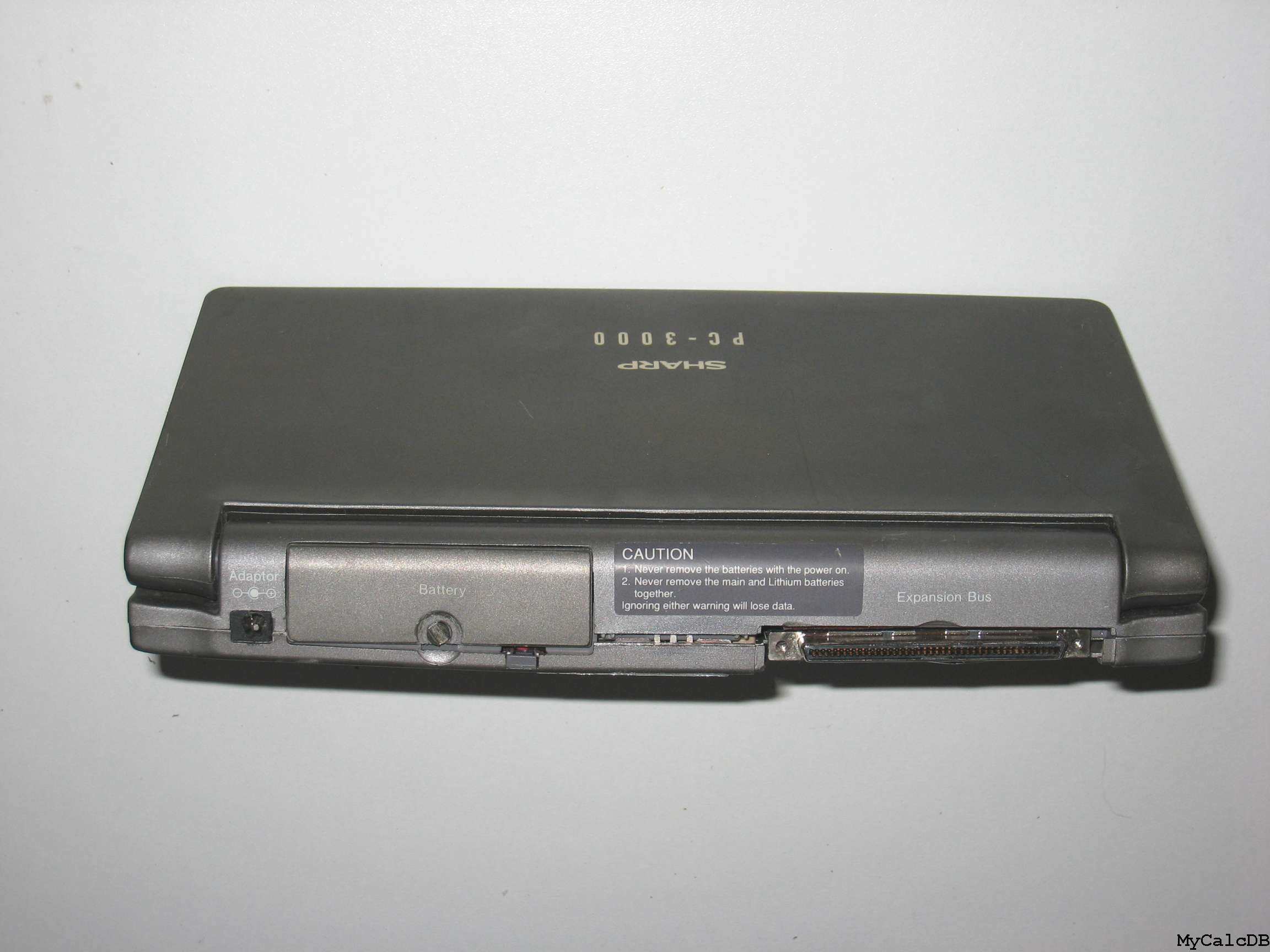Sharp PC-3000