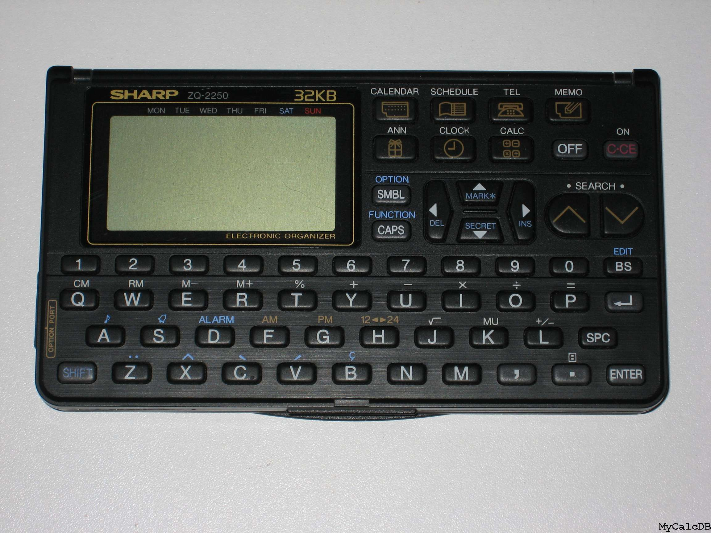 Sharp ZQ-2250
