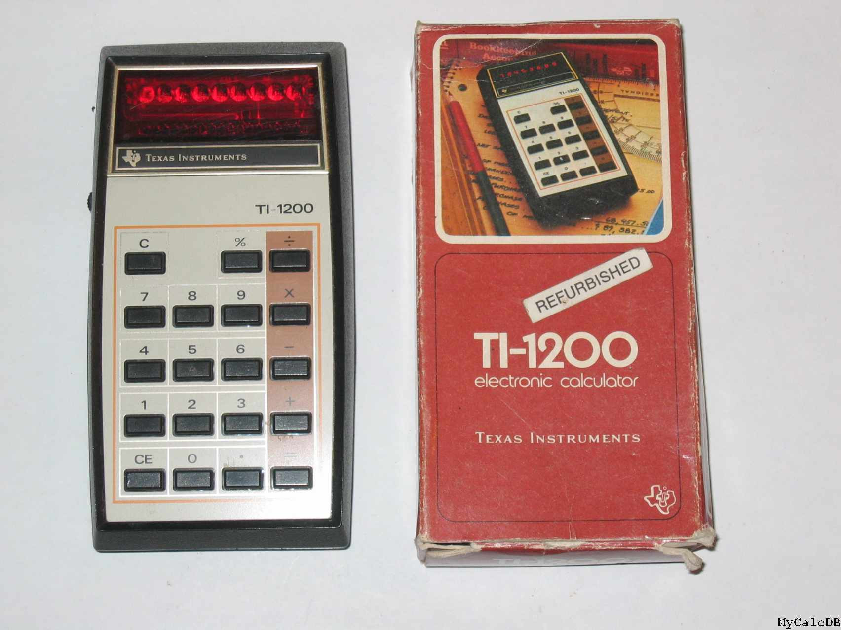 Texas Instruments TI-1200